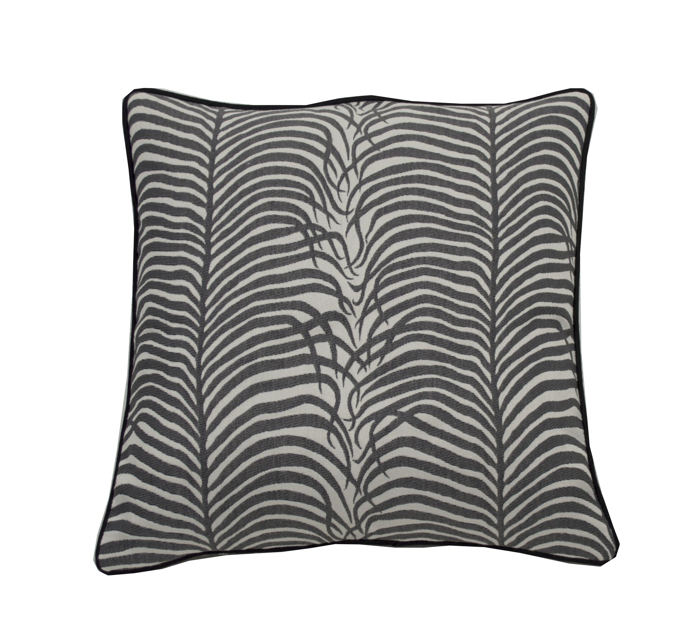 Summer Sulu Indoor/Outdoor Throw Pillow (Set of 2) Size: 20