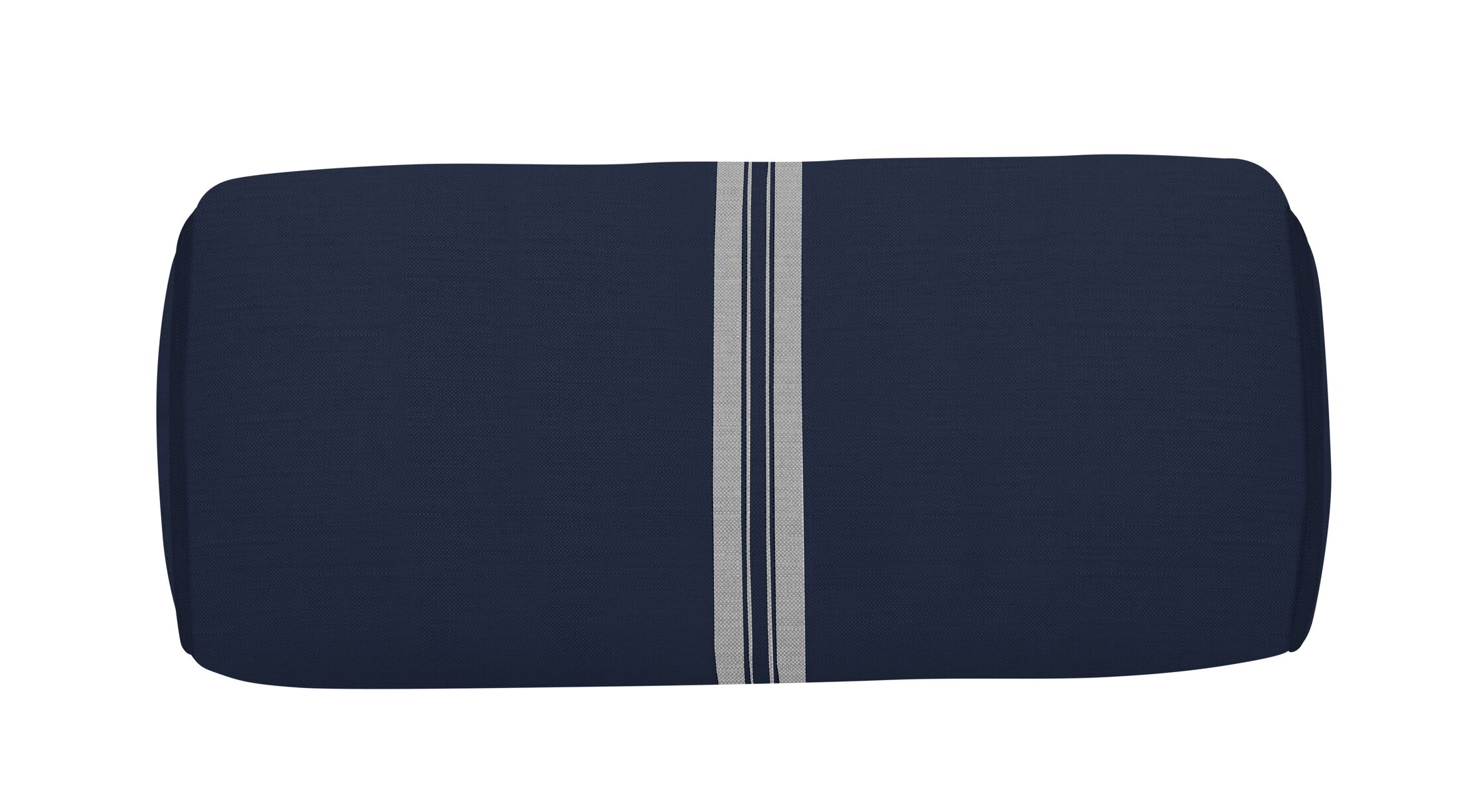 Vintage Indoor/Outdoor Bolster (Set of 2) Color: Navy