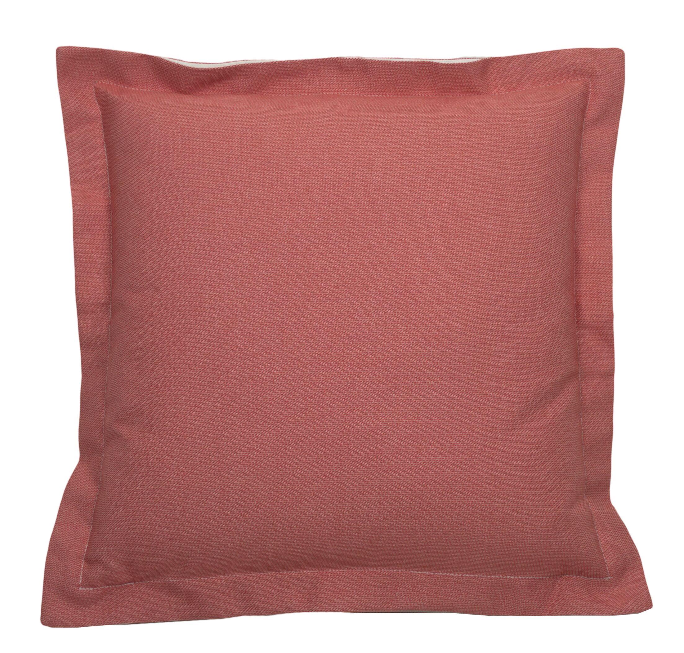 Indoor/Outdoor Throw Pillow (Set of 2) Size: 22