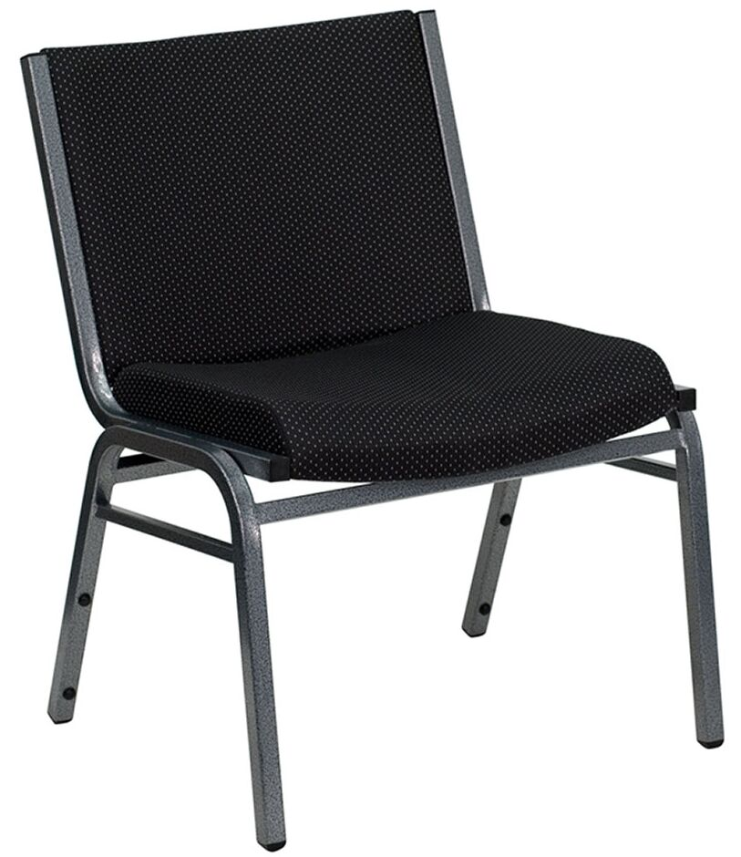 Taylor Reception Guest Chair Seat Finish: Black