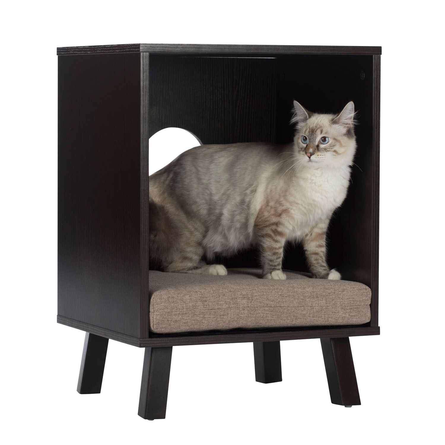 Kinard Pet Bed and End Table