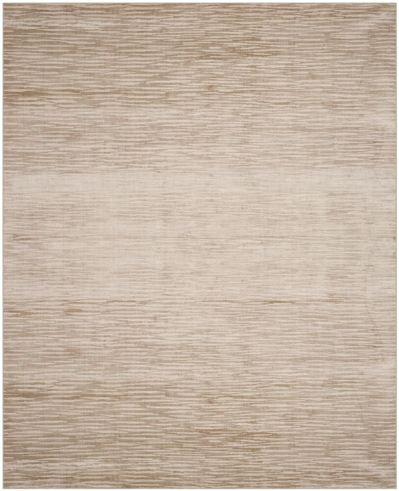 Jessup Hand-Woven Creamy Custard Area Rug Rug Size: Rectangle 6' x 9'