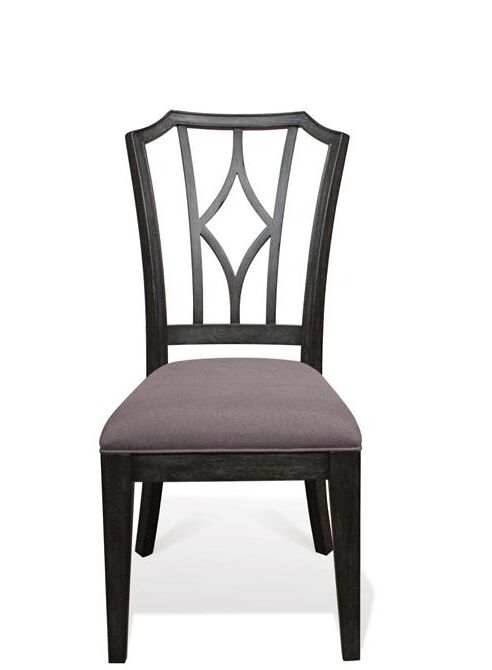 Paredes Upholstered Dining Chair (Set of 2)