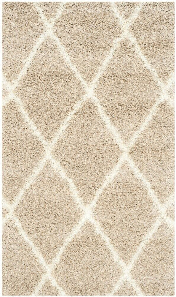 Macungie Trellis Beige Indoor Area Rug Rug Size: Rectangle 2'-3