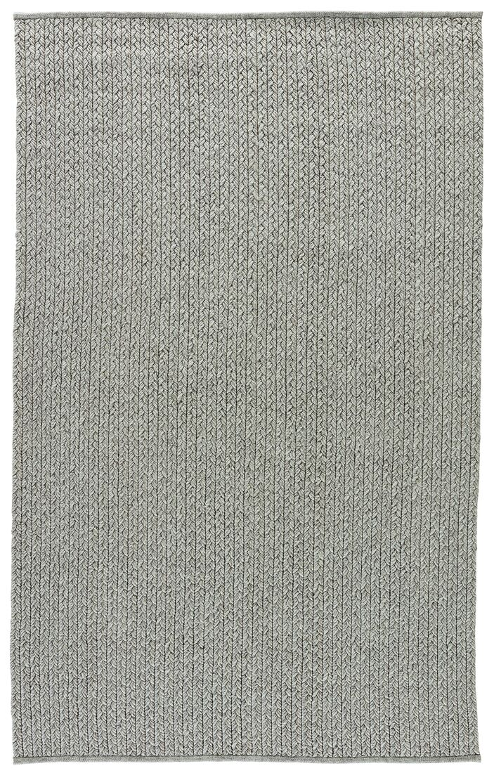 Genevrier Gray Indoor/Outdoor Area Rug Rug Size: Rectangle 7'6