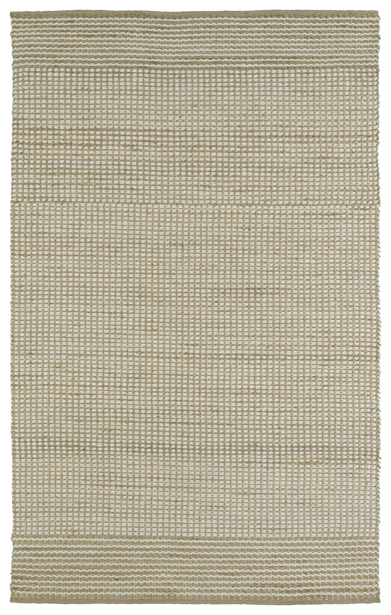 Emilia Ivory Area Rug Rug Size: Rectangle 8' x 10'
