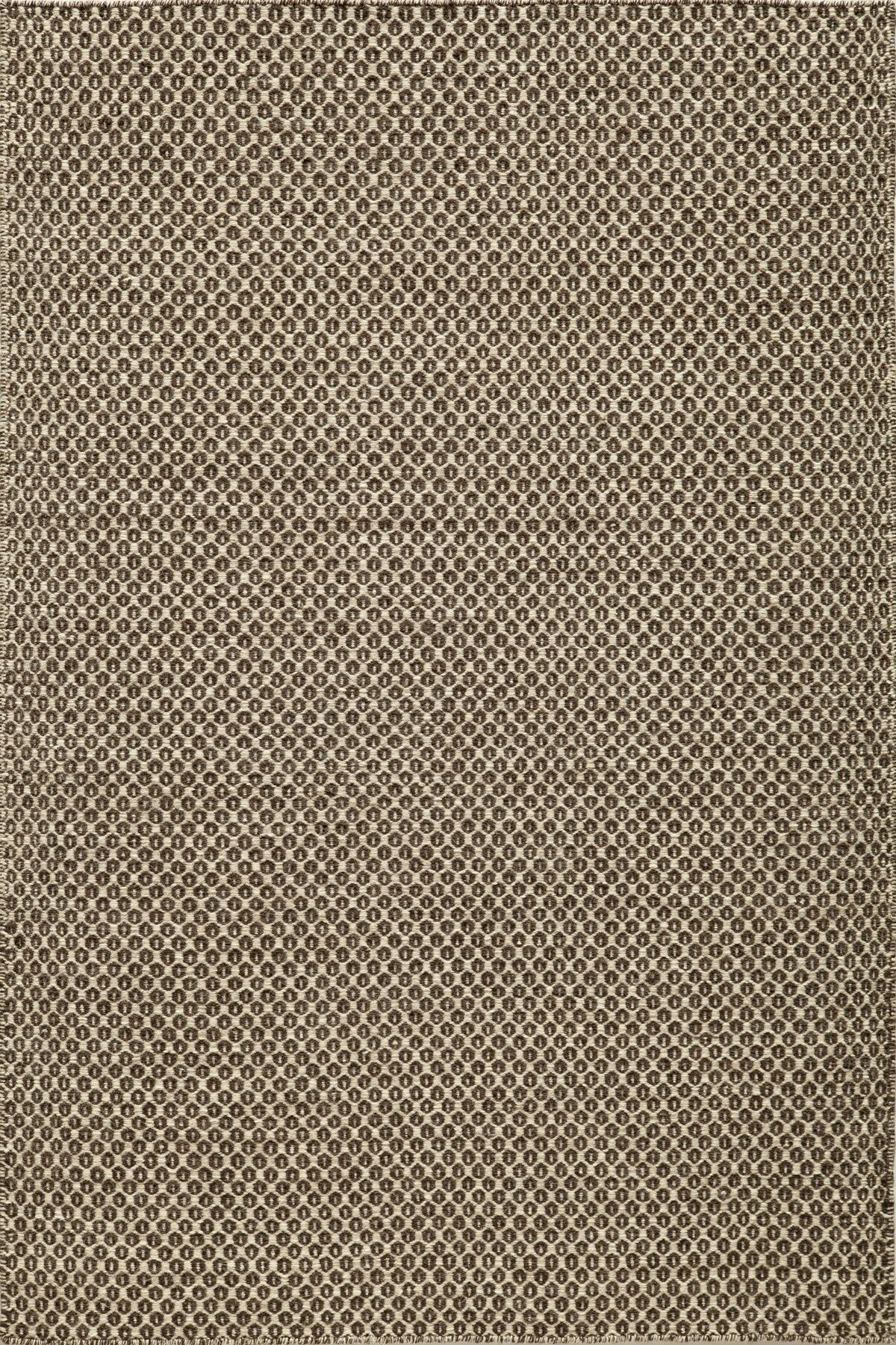 Epping Hand-Woven Brown Area Rug Rug Size: Rectangle 3'6