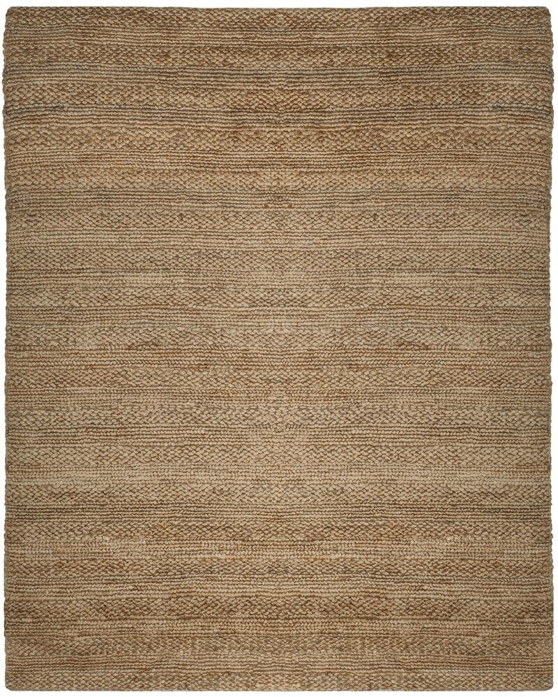 Portage Hand-Woven Natural Area Rug Rug Size: Rectangle 3' x 5'