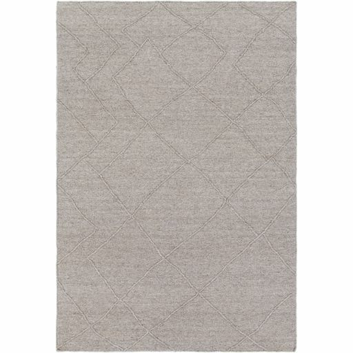 Morton Hand-Woven Camel/Dark Brown Area Rug Rug Size: Rectangle 8' x 10'