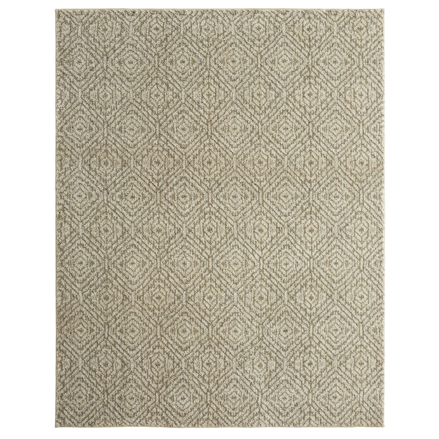 Cavanaville Gray Area Rug Rug Size: Rectangle 8' x 10'