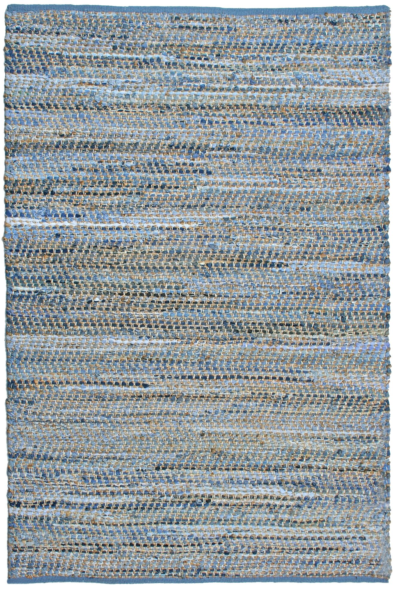 Synthia Handcrafted Area Rug Rug Size: Rectangle 8' x 10'