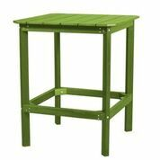 Sawyerville Rectangle Dining Table Color: Lime Green