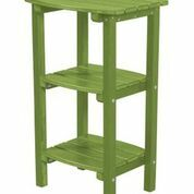 Sawyerville Contemporary Side Table Color: Lime