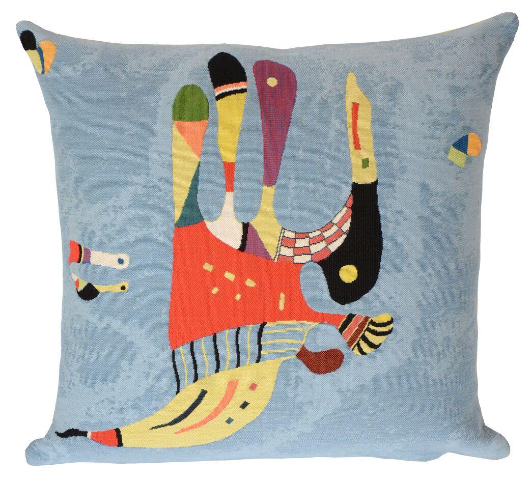 Bleu de Ciel Extrait 2  Throw Pillow