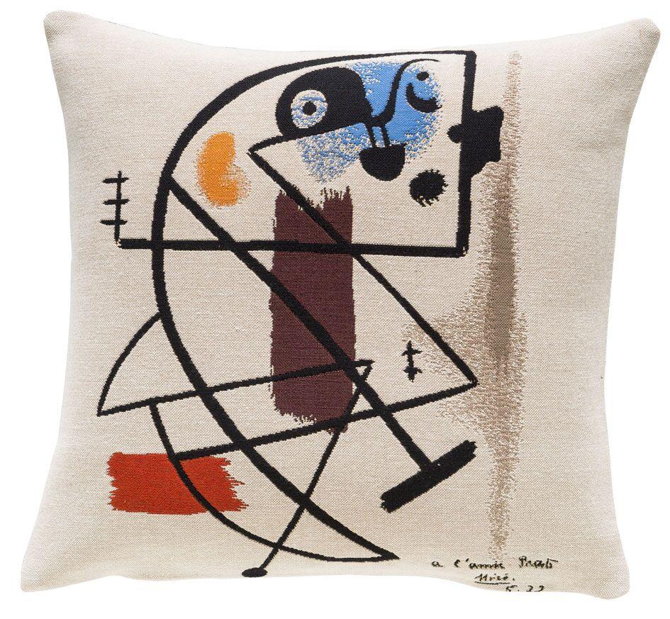 Peinture 1931 Throw Pillow