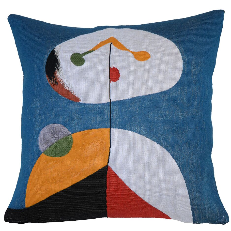 Portrait II 1938  Throw Pillow