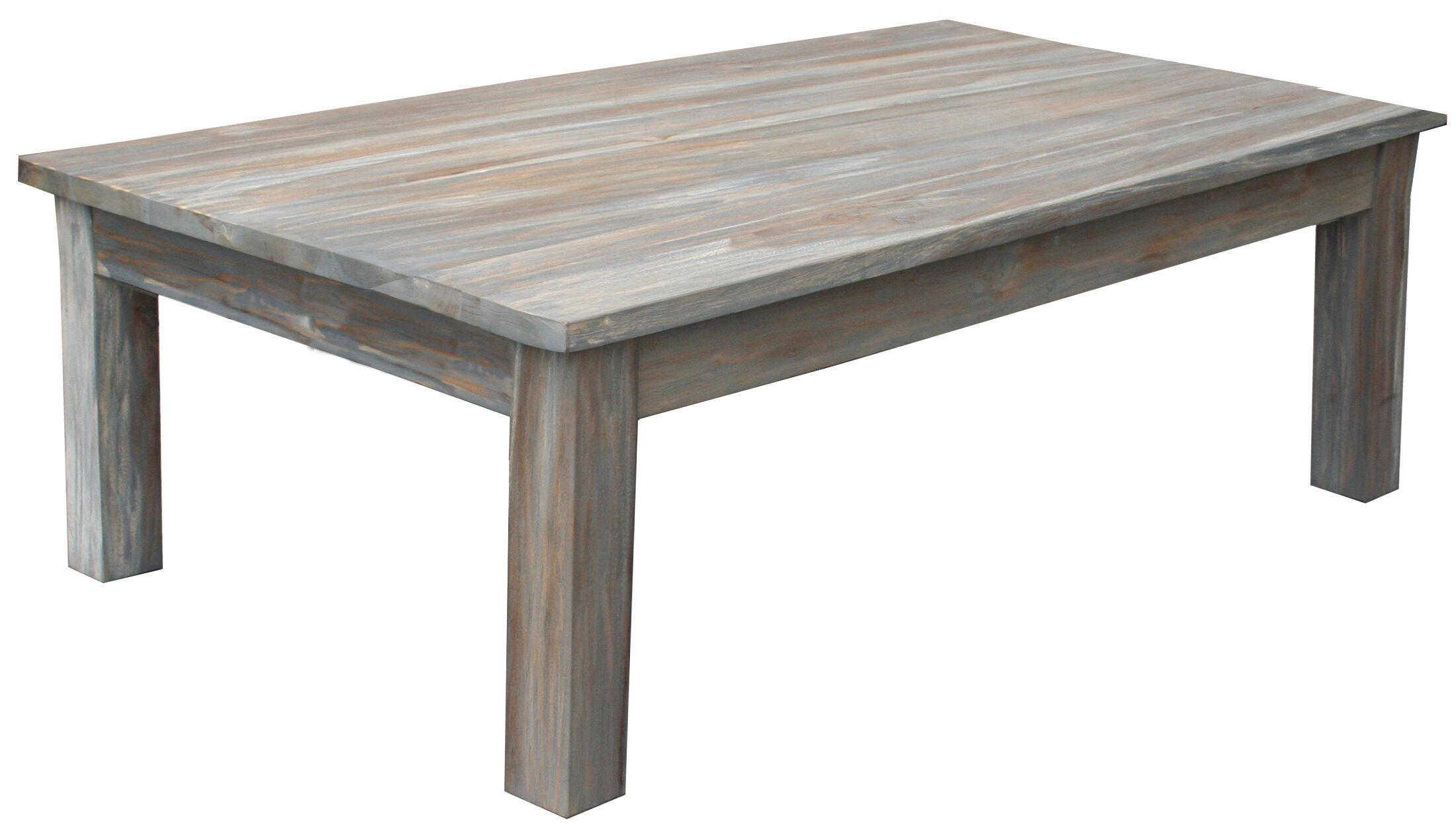 Lorie Teak Rustic Coffee Table
