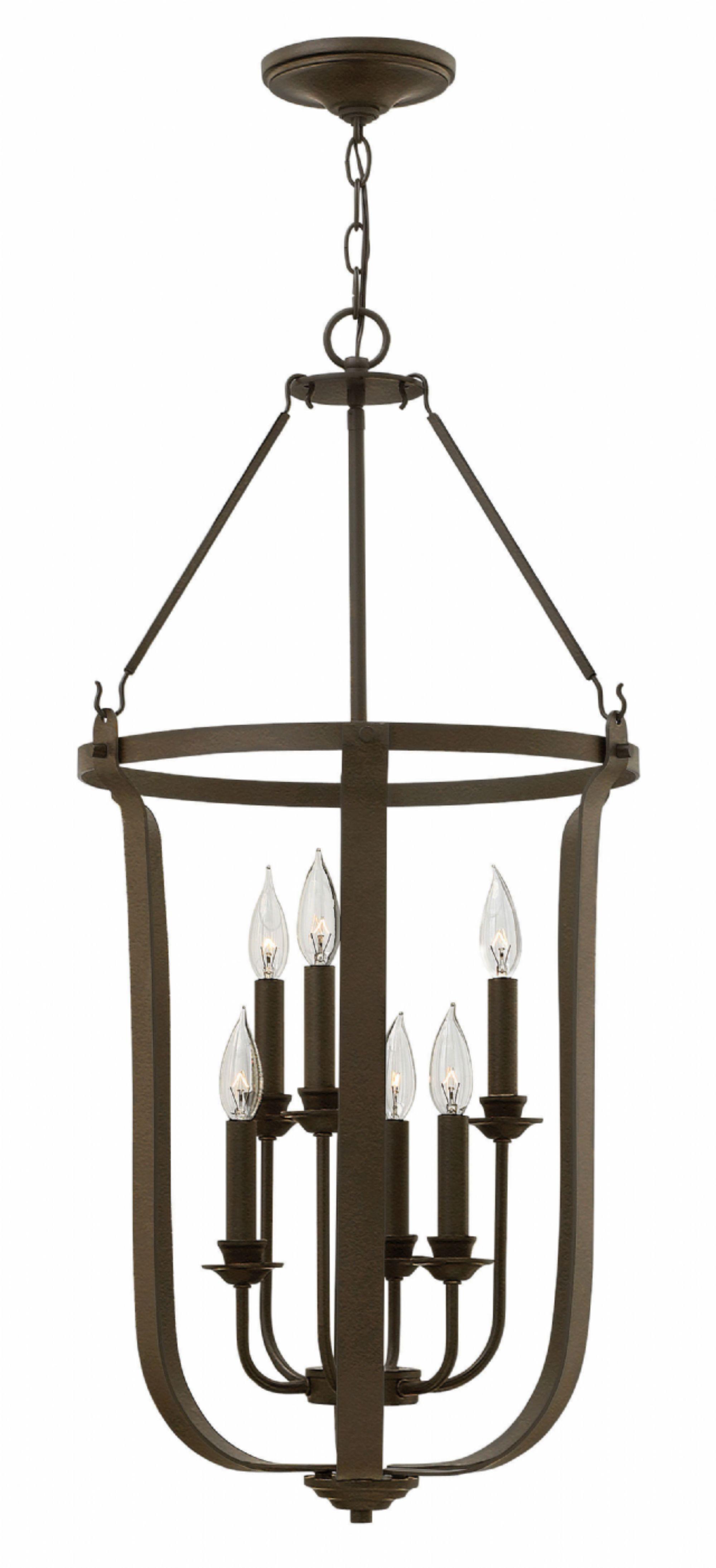Cleadon 6-Light Urn Pendant