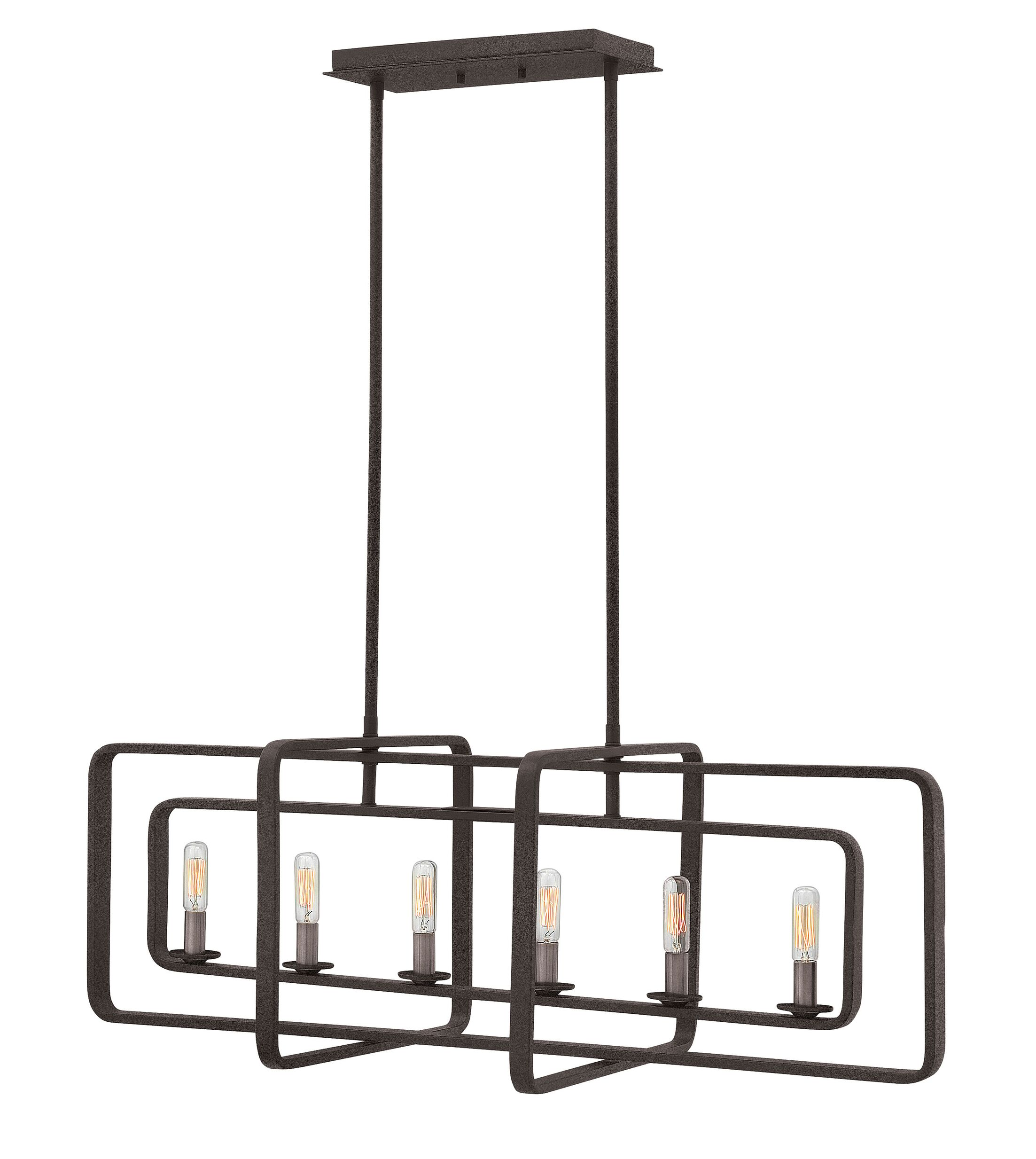 Fernando 6-Light Kitchen Island Pendant