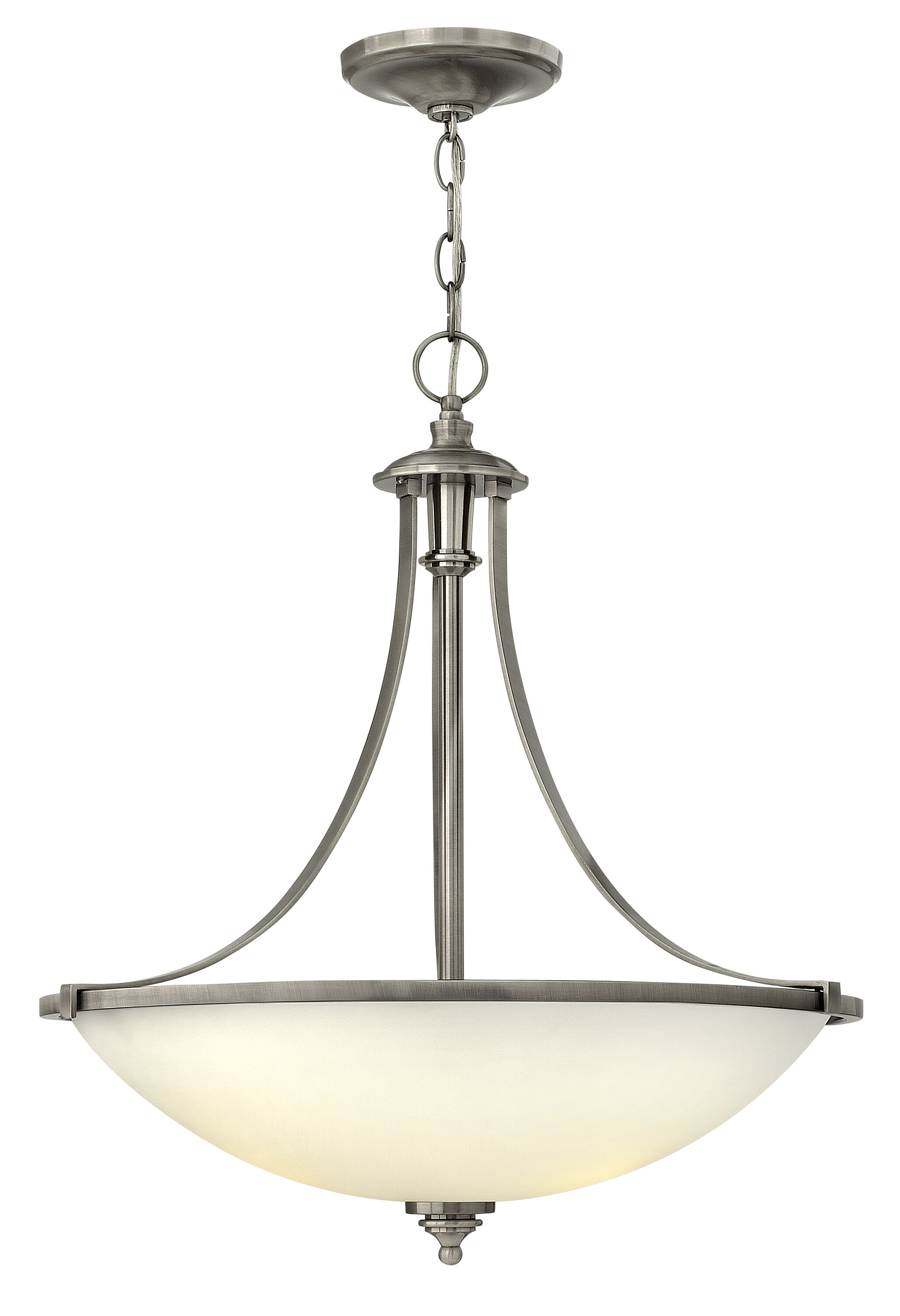 Meadville 4-Light Bowl Pendant