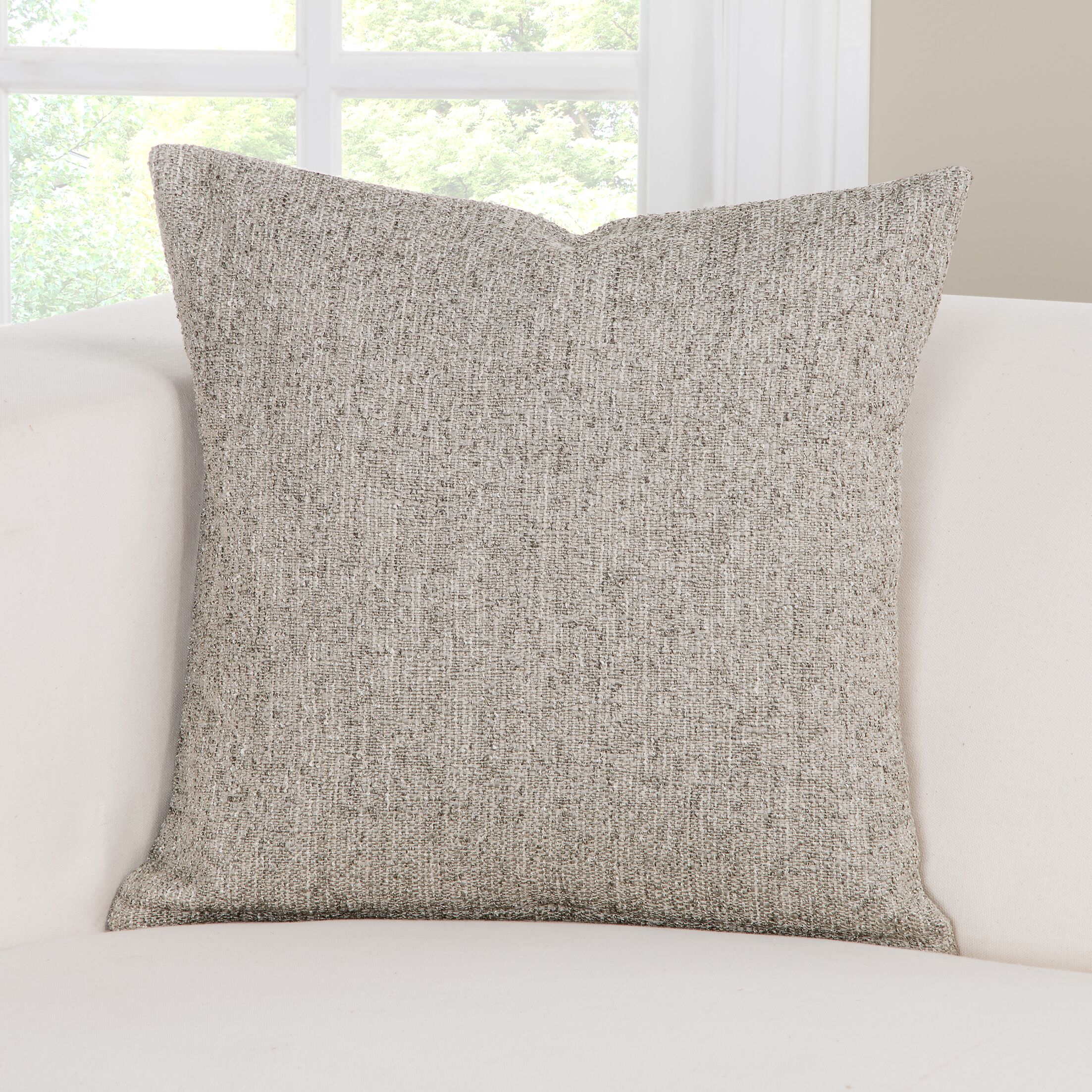 Belmont Throw Pillow (Set of 2) Size: 16
