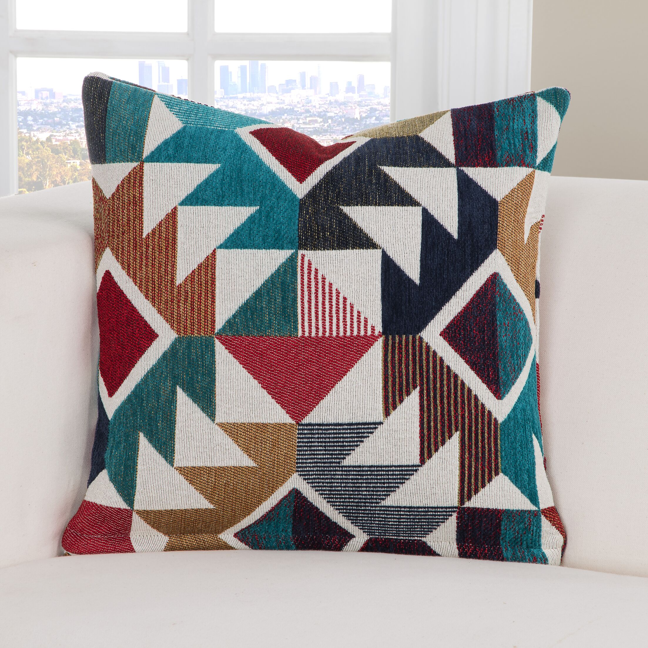 Dreamkeeper Accent Throw Pillow Size: 26