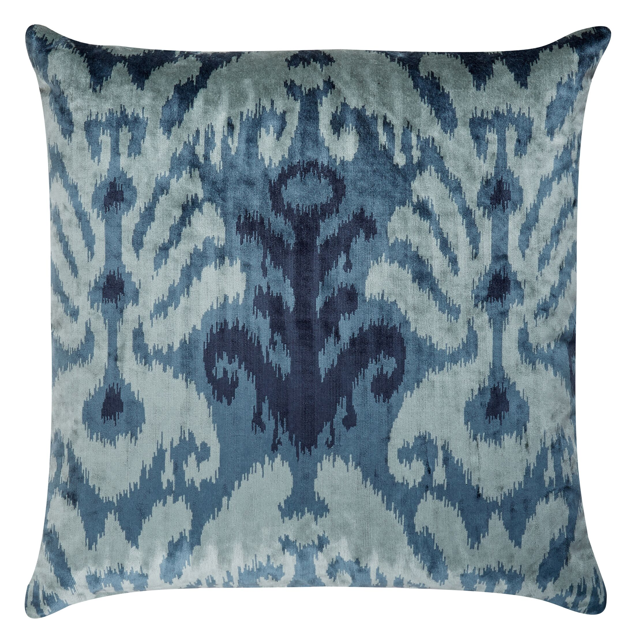 Bo Velvet Throw Pillow