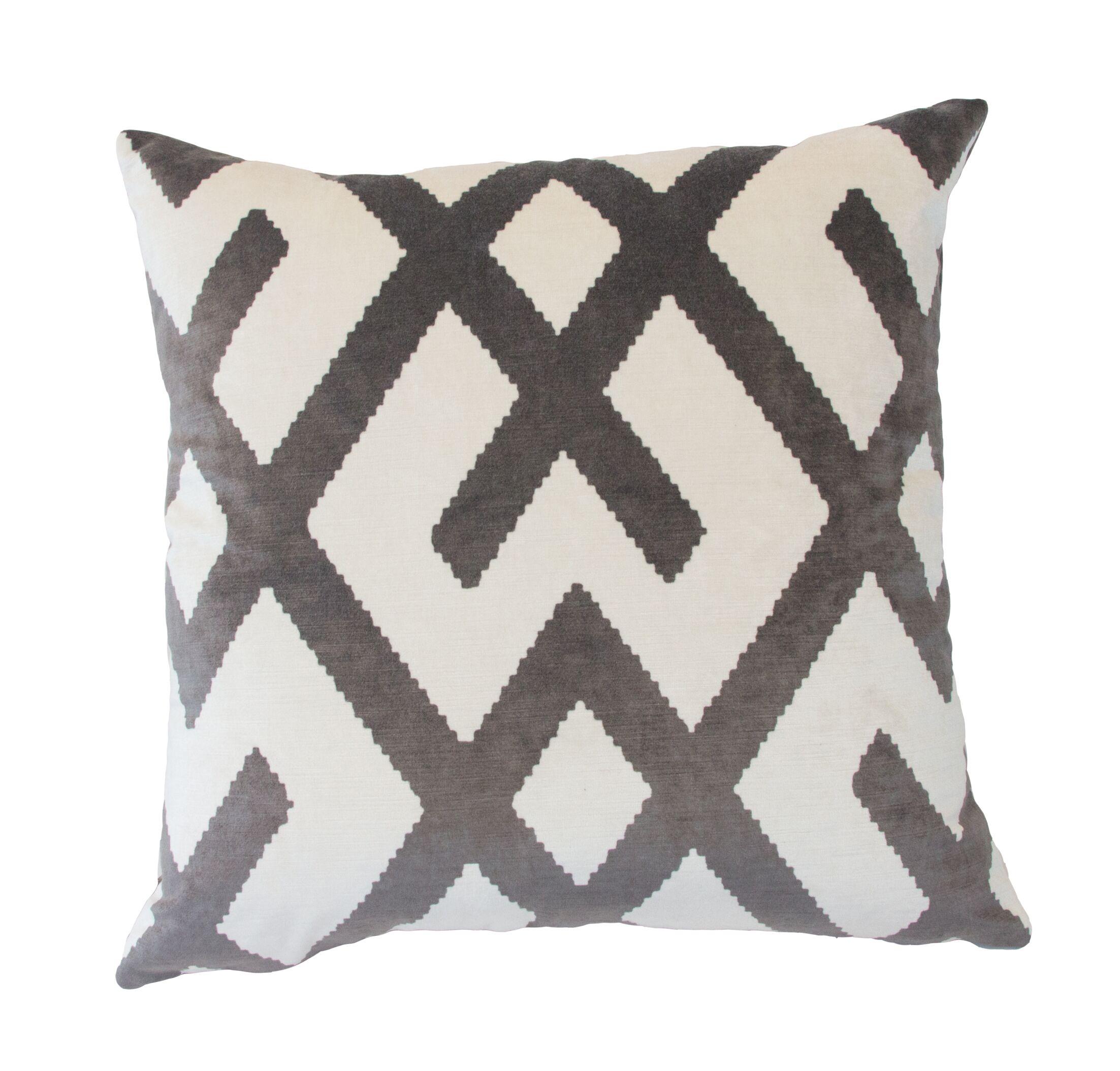 Marlowe Velvet Throw Pillow
