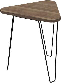 Artesano End Table Color: Mocca Walnut