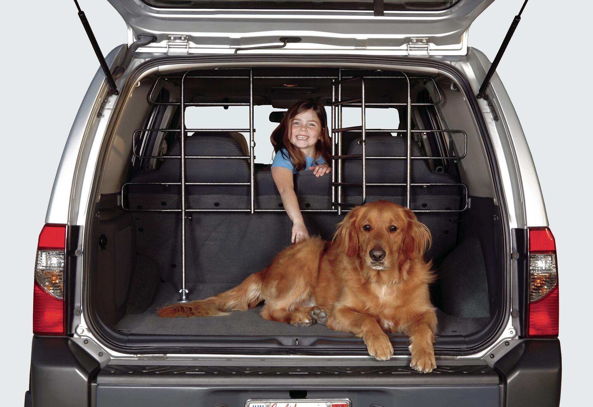Jenette Vehicle Barrier with Door Hammertone