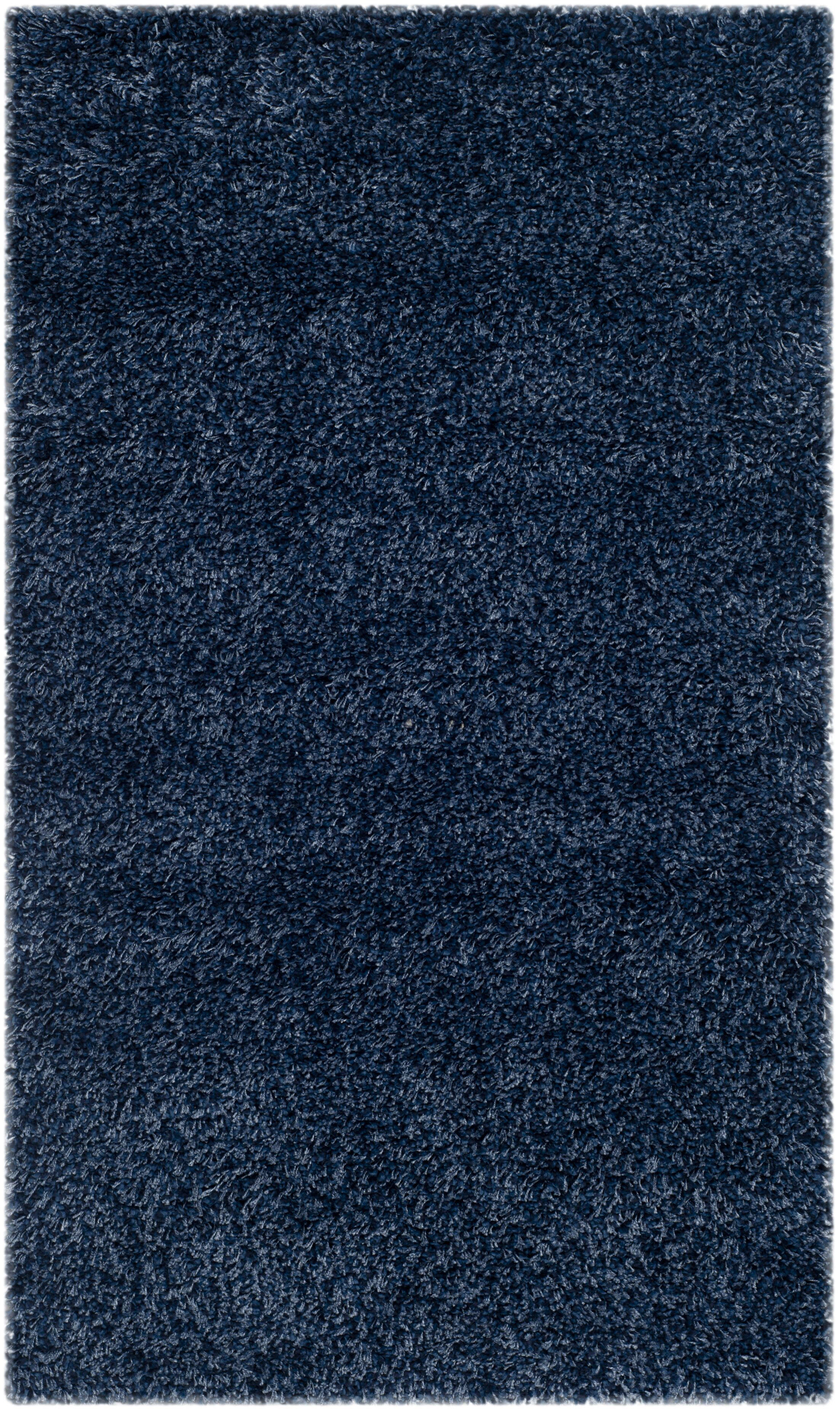 Starr Hill Navy Area Rug Rug Size: Rectangle 8'6
