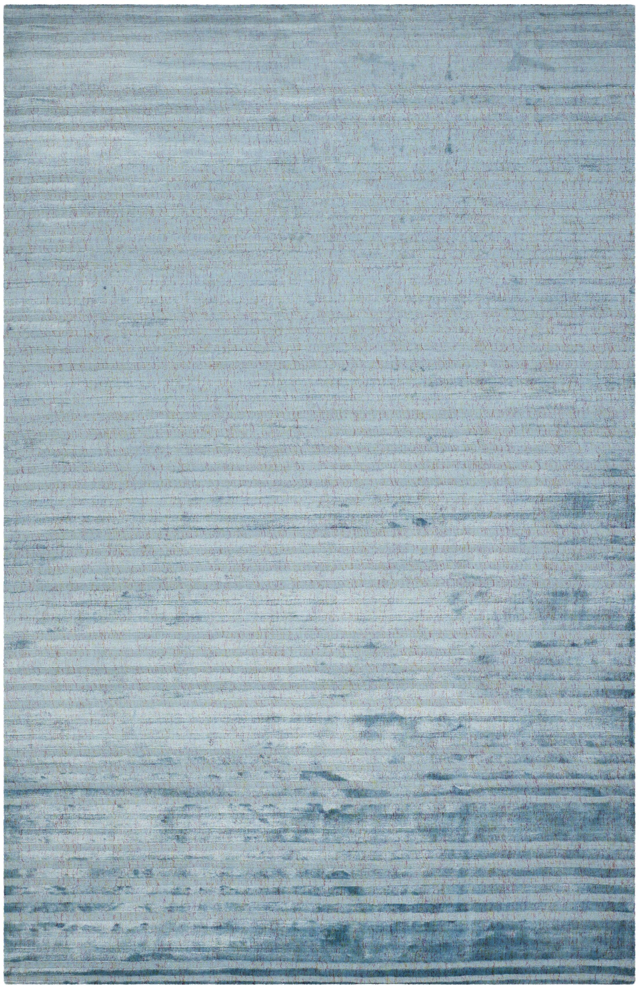 Alaina Blue Area Rug Rug Size: Rectangle 8' x 10'