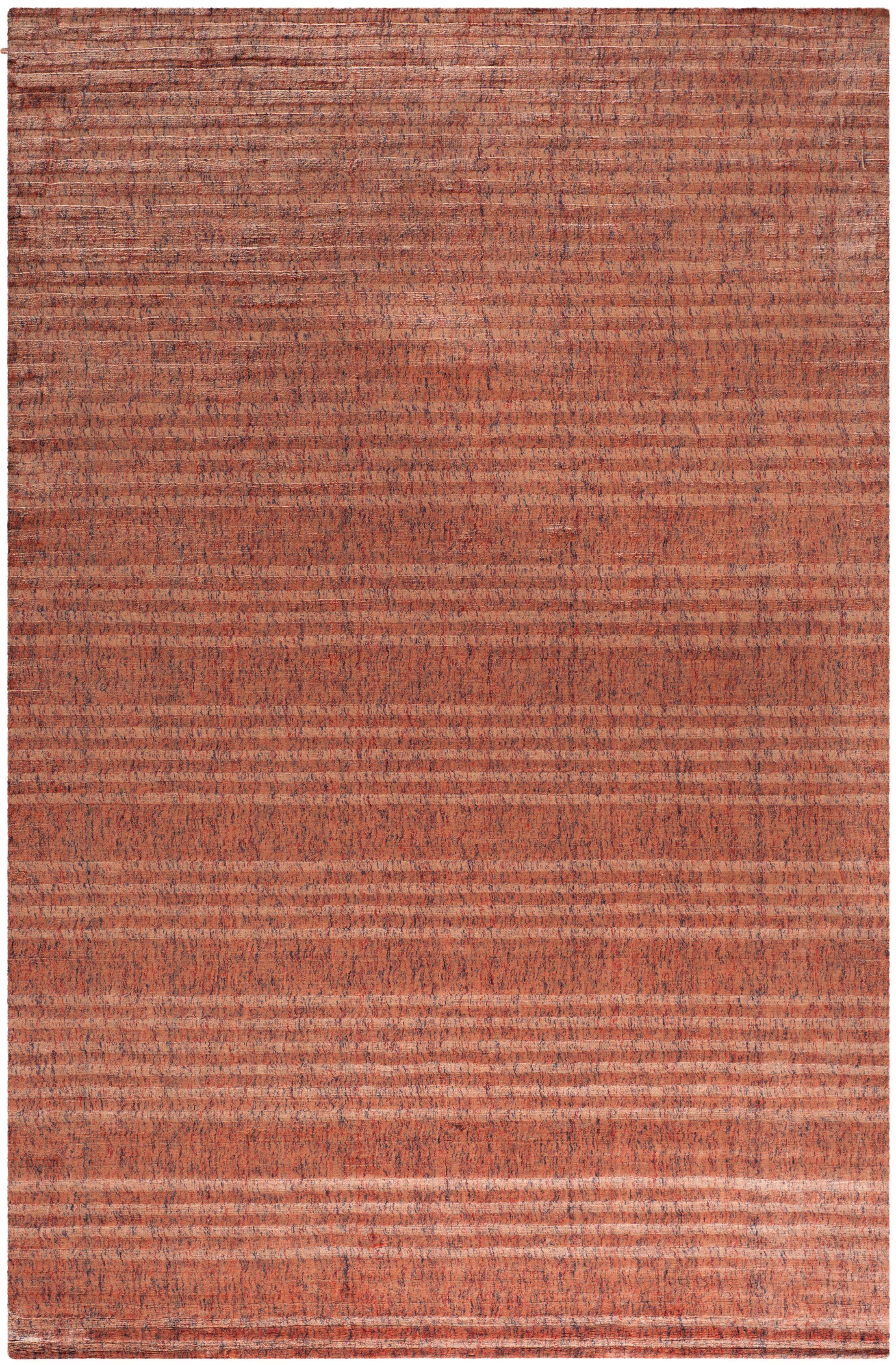 Alaina Rust Area Rug Rug Size: Rectangle 8' x 10'