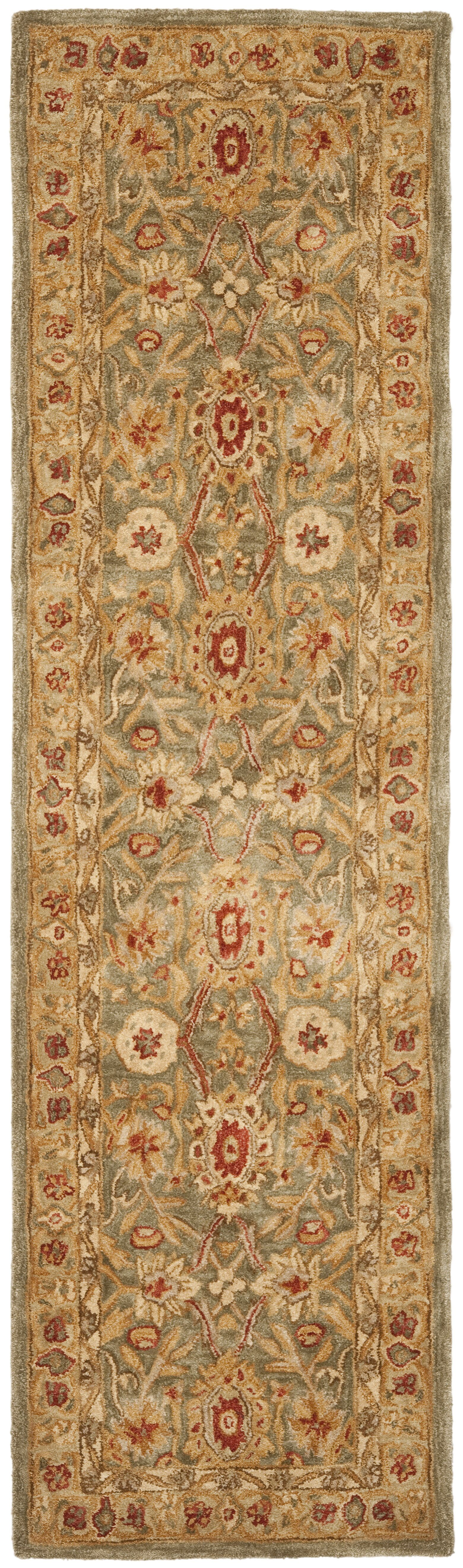 Pritchard Traditional Area Rug Rug Size: Runner 2'3