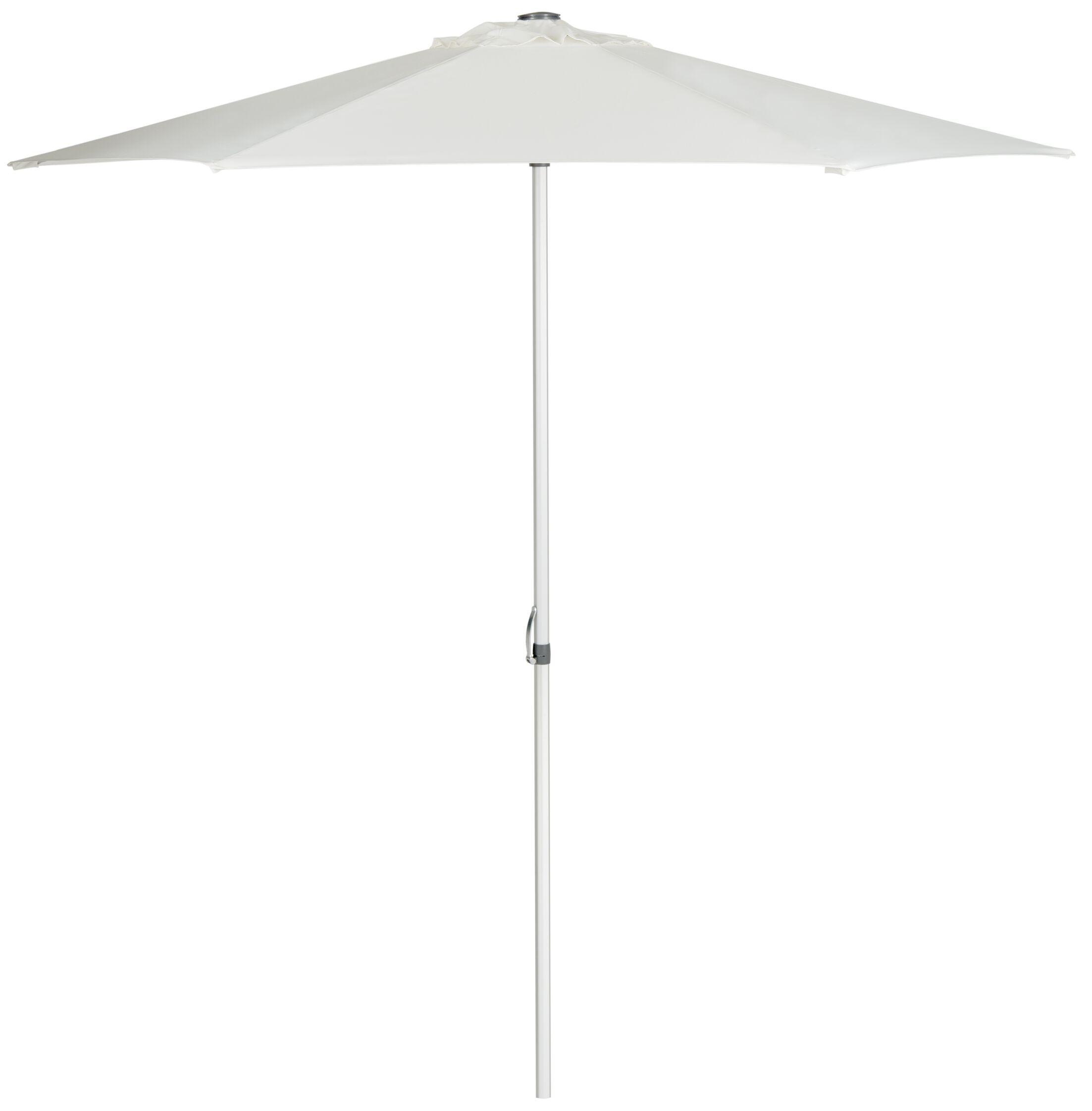 Armino 9' Market Umbrella Fabric: Natural