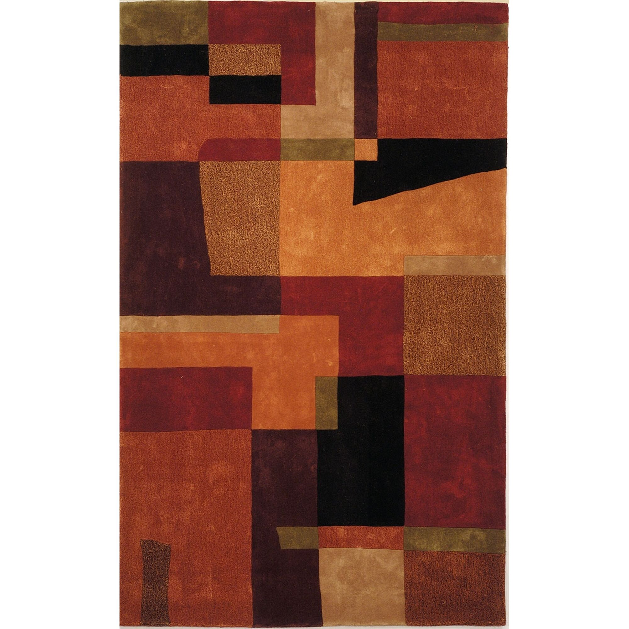 Rodeo Drive Assorted Area Rug Rug Size: Rectangle 6' x 9'