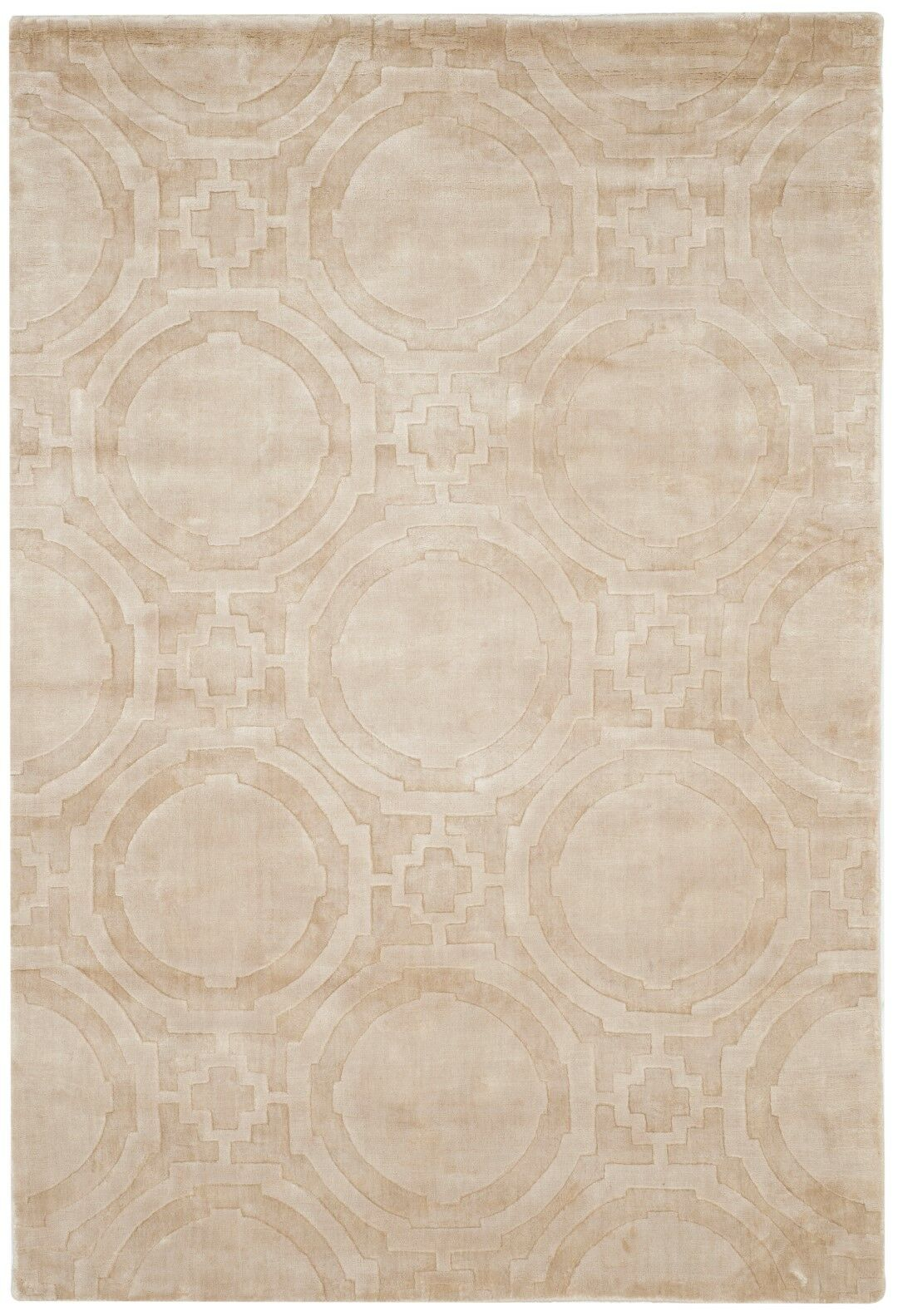 Wald Beige Area Rug Rug Size: Rectangle 8' x 10'