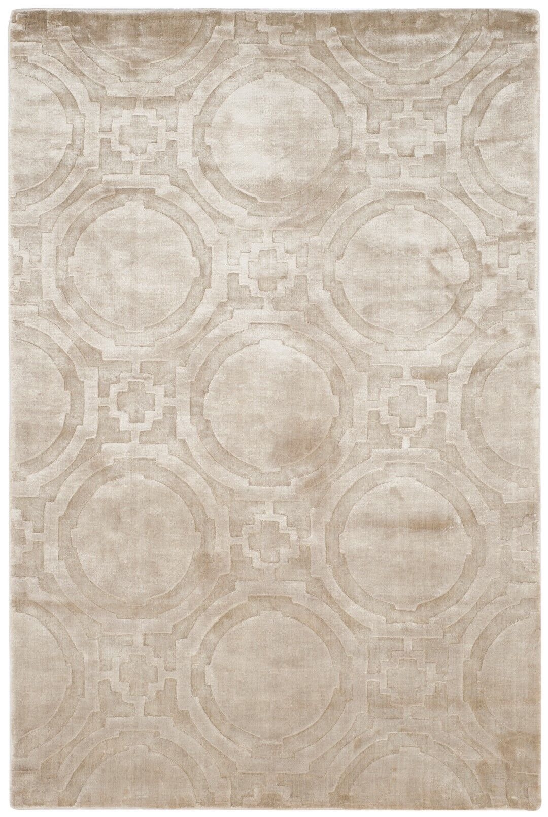 Wald Silver Area Rug Rug Size: Rectangle 9' x 12'