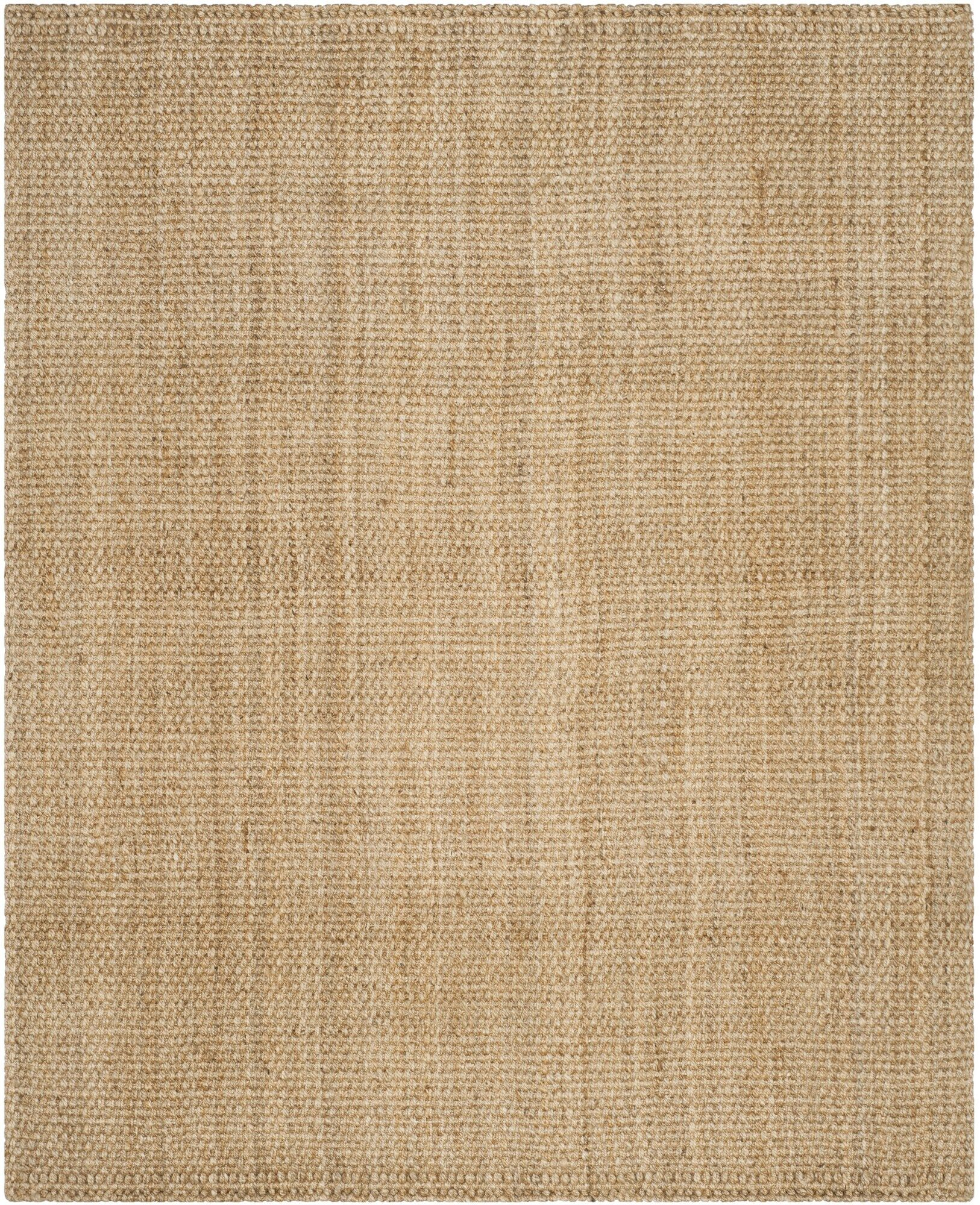 Addilyn Hand-Woven Natural Area Rug Rug Size: Rectangle 10' x 14'