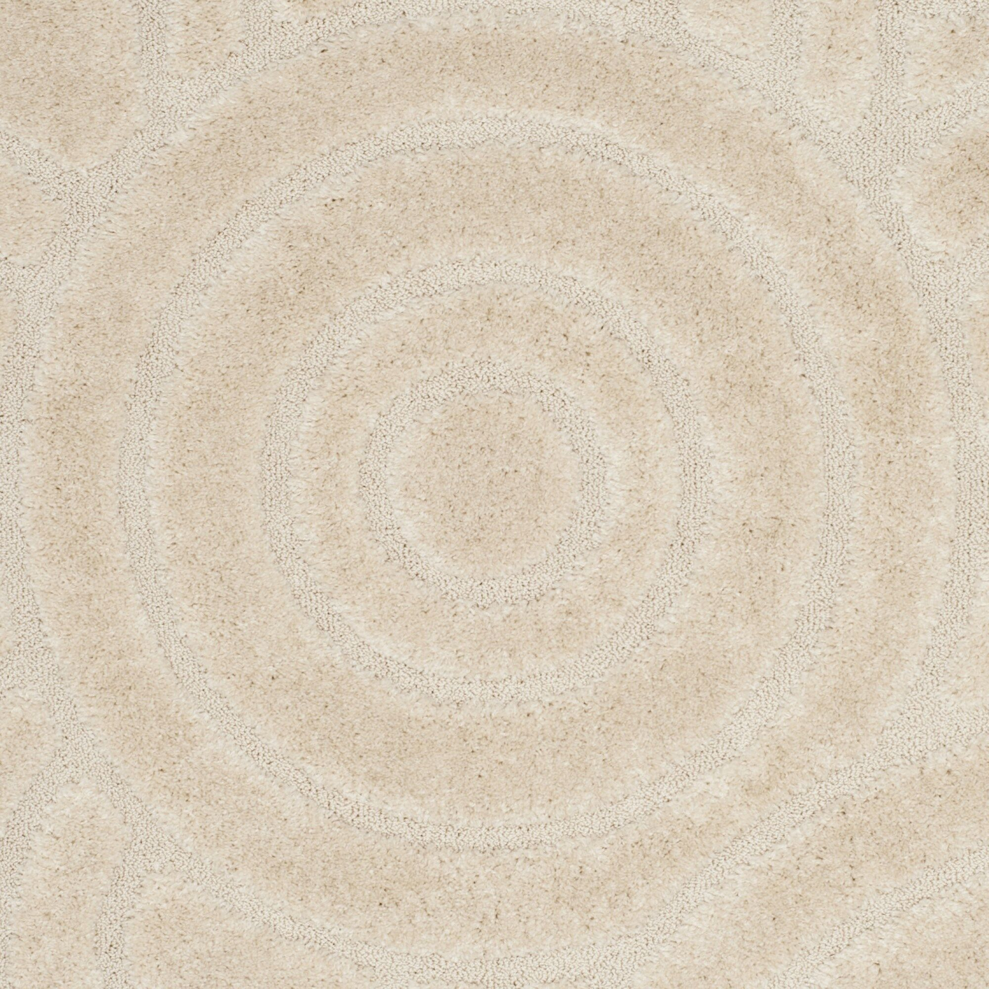 Mckay Cream Area Rug Rug Size: Rectangle 9' x 12'