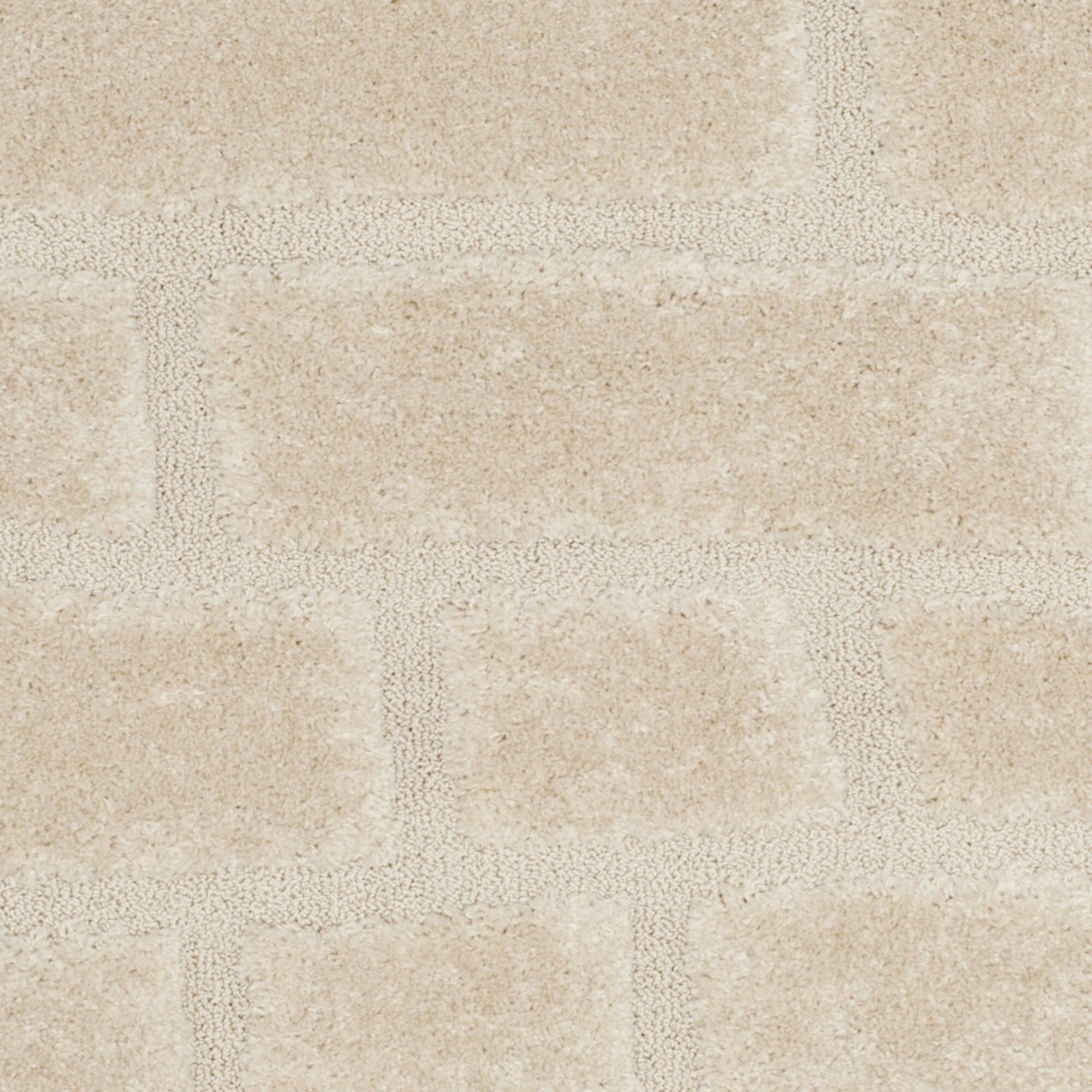 Eisley Cream Area Rug Rug Size: Square 6'7
