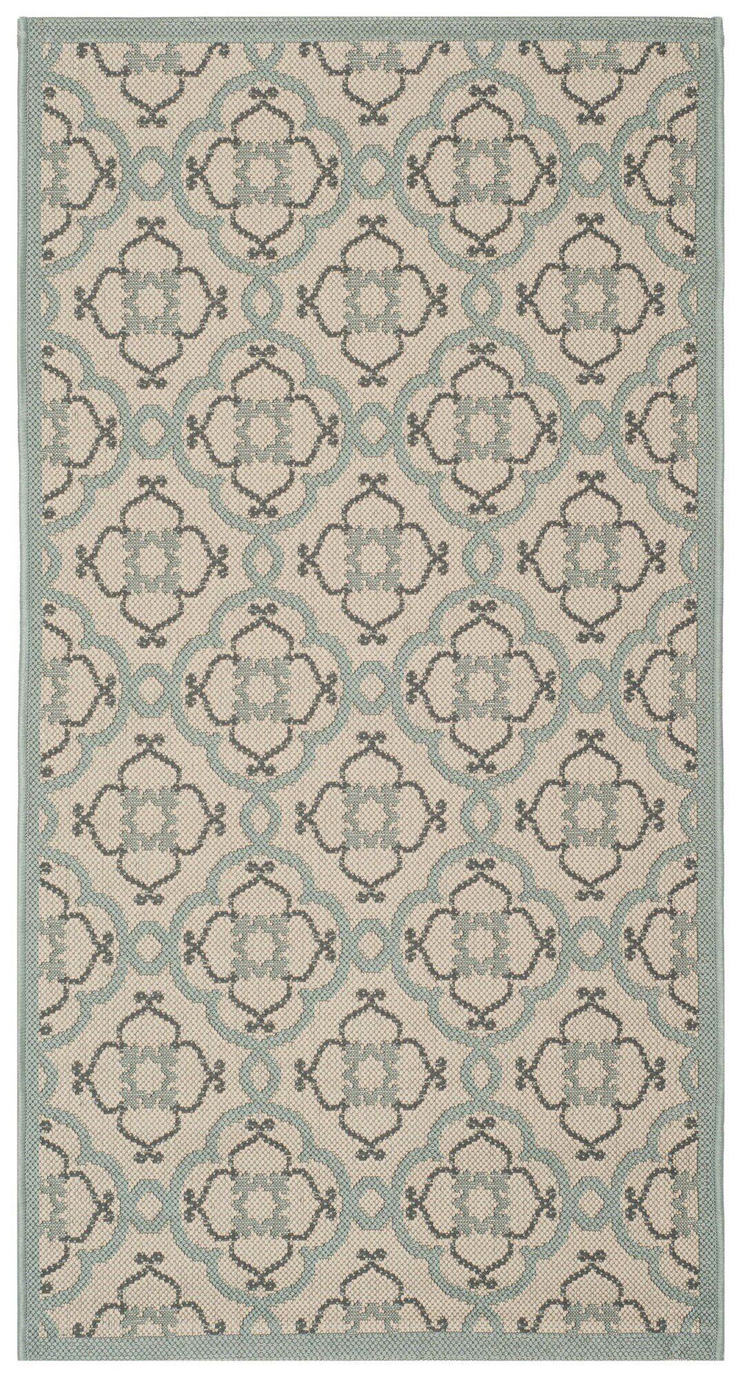 Sorensen Brown Area Rug Rug Size: Rectangle 4' x 5'7