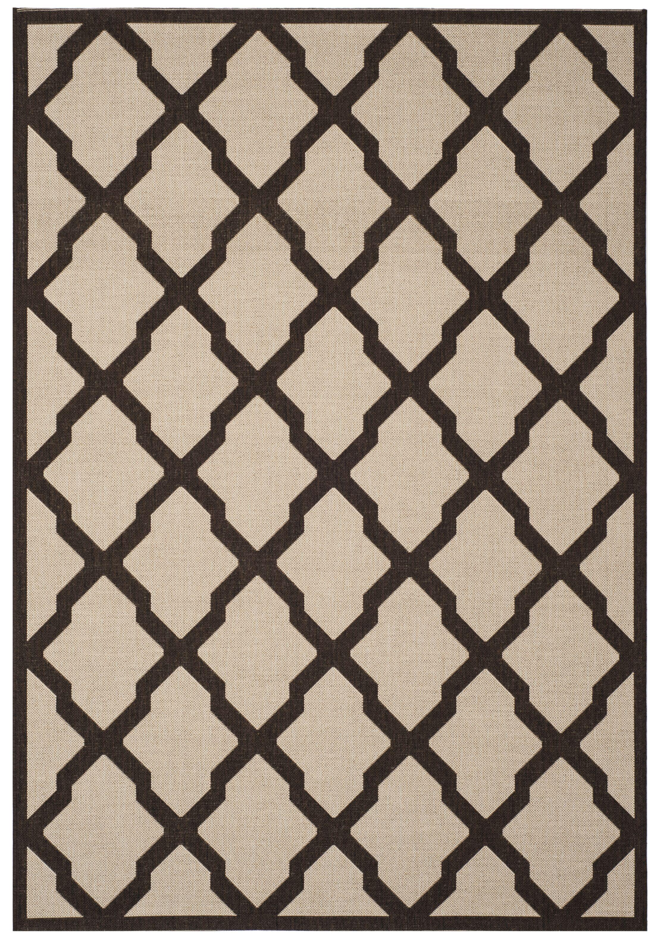 Kinsley Natural Area Rug Rug Size: Rectangle 5'1