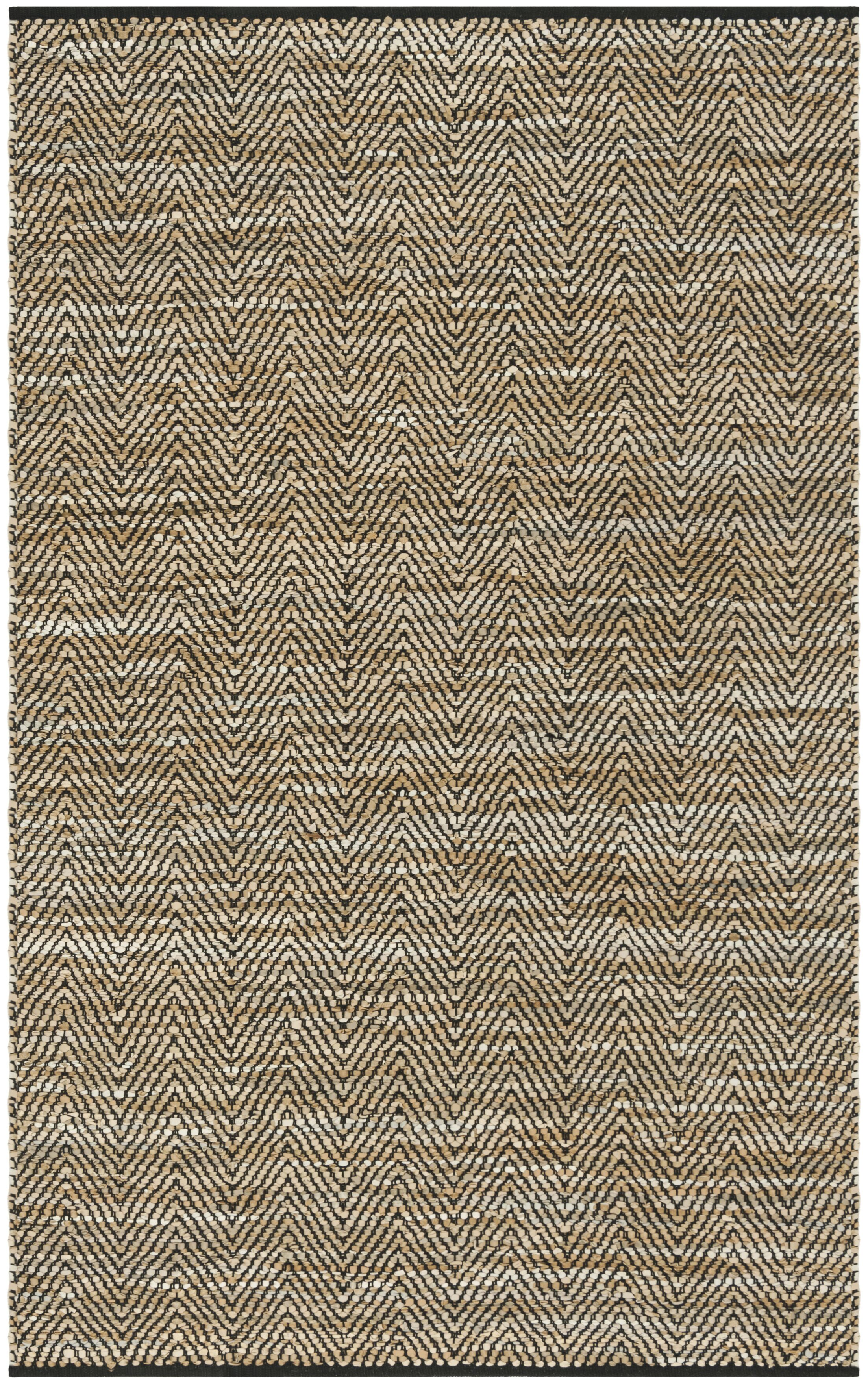 Glostrup Hand Tufted Beige Cotton Area Rug Rug Size: Rectangle 5' x 8'