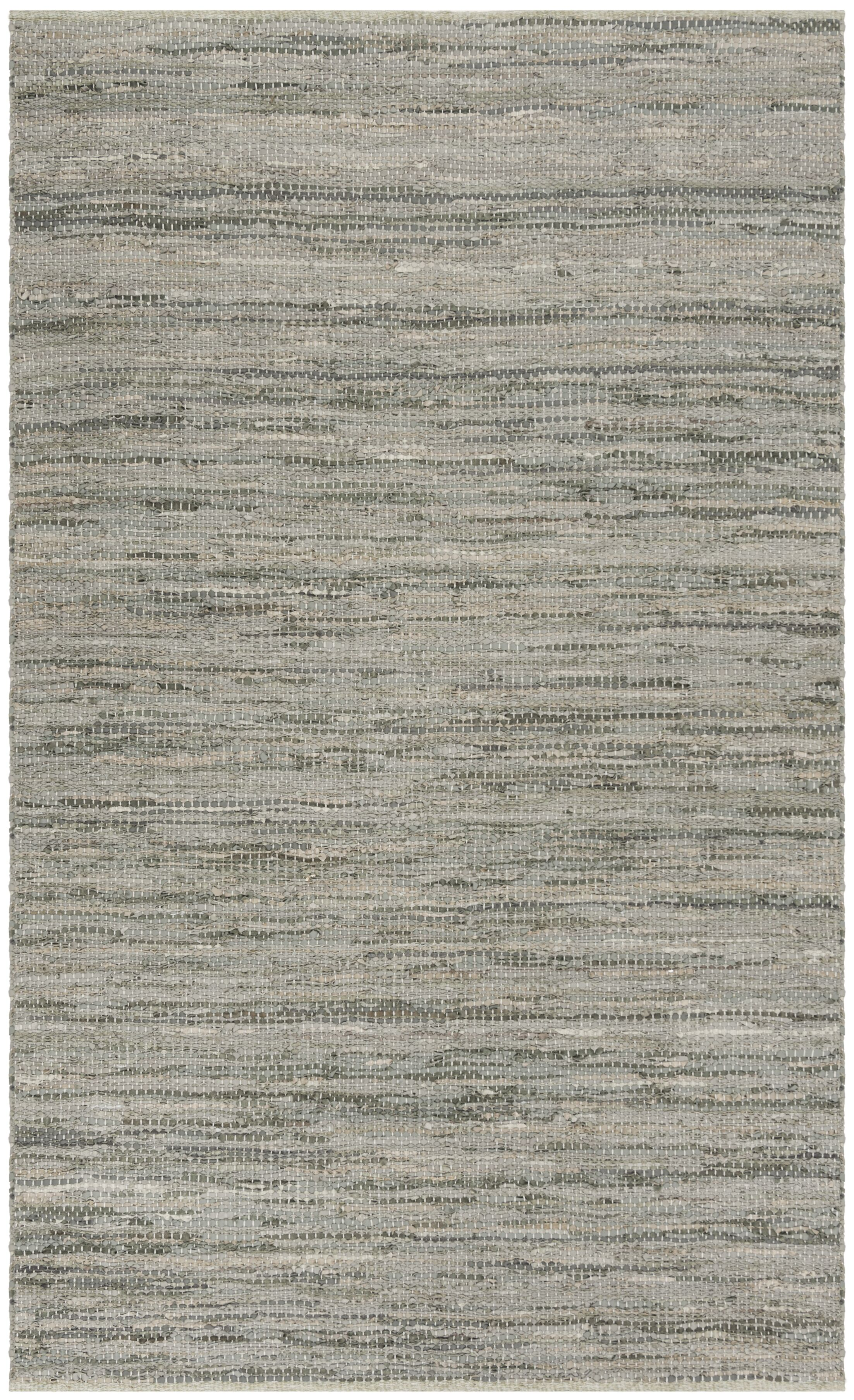 Glostrup Hand Tufted Gray Area Rug Rug Size: Rectangle 6' x 9'