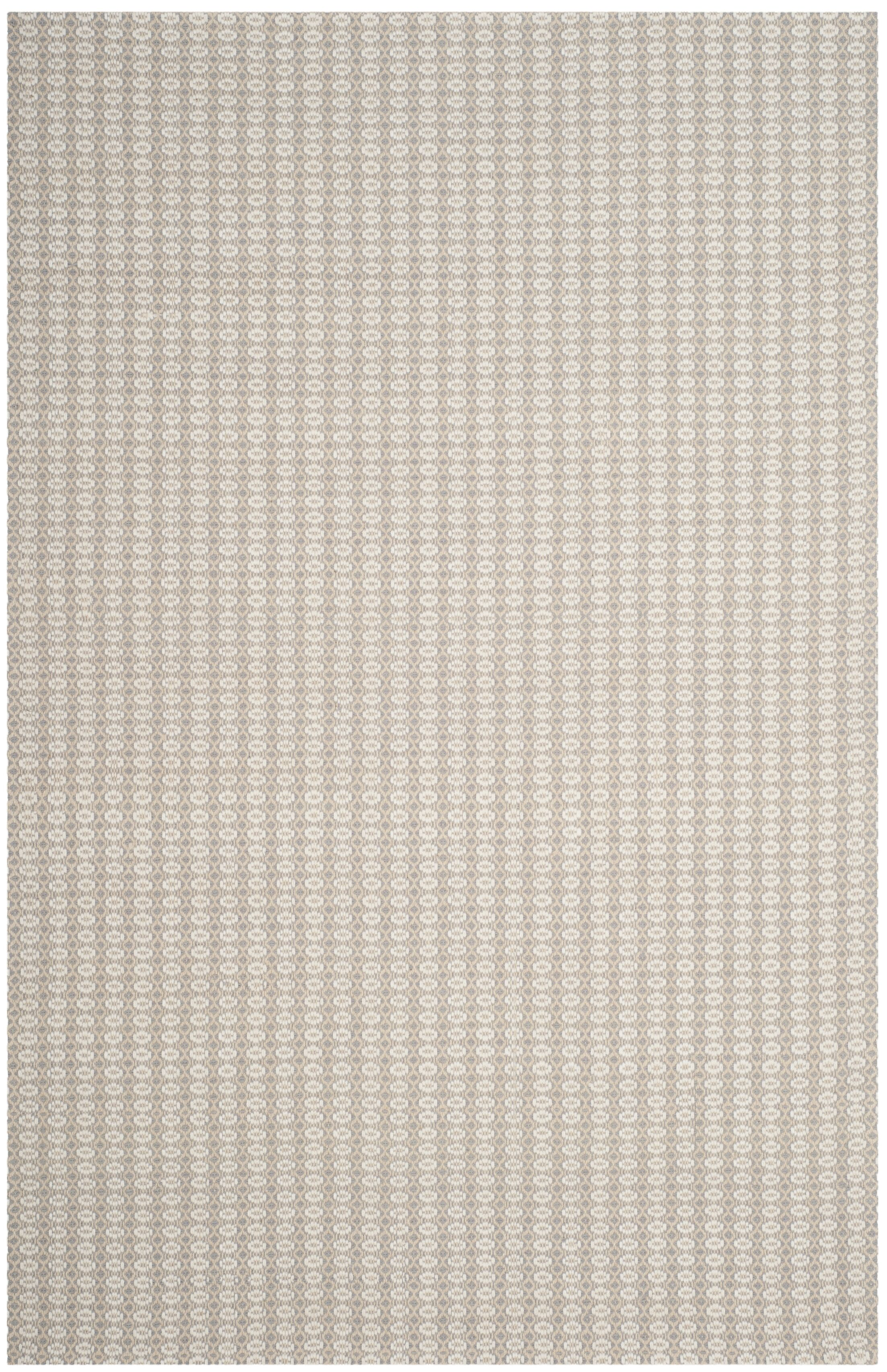 Cherif Hand Tufted Rectangle Gray Solid Area Rug Rug Size: Rectangle 5' x 8'
