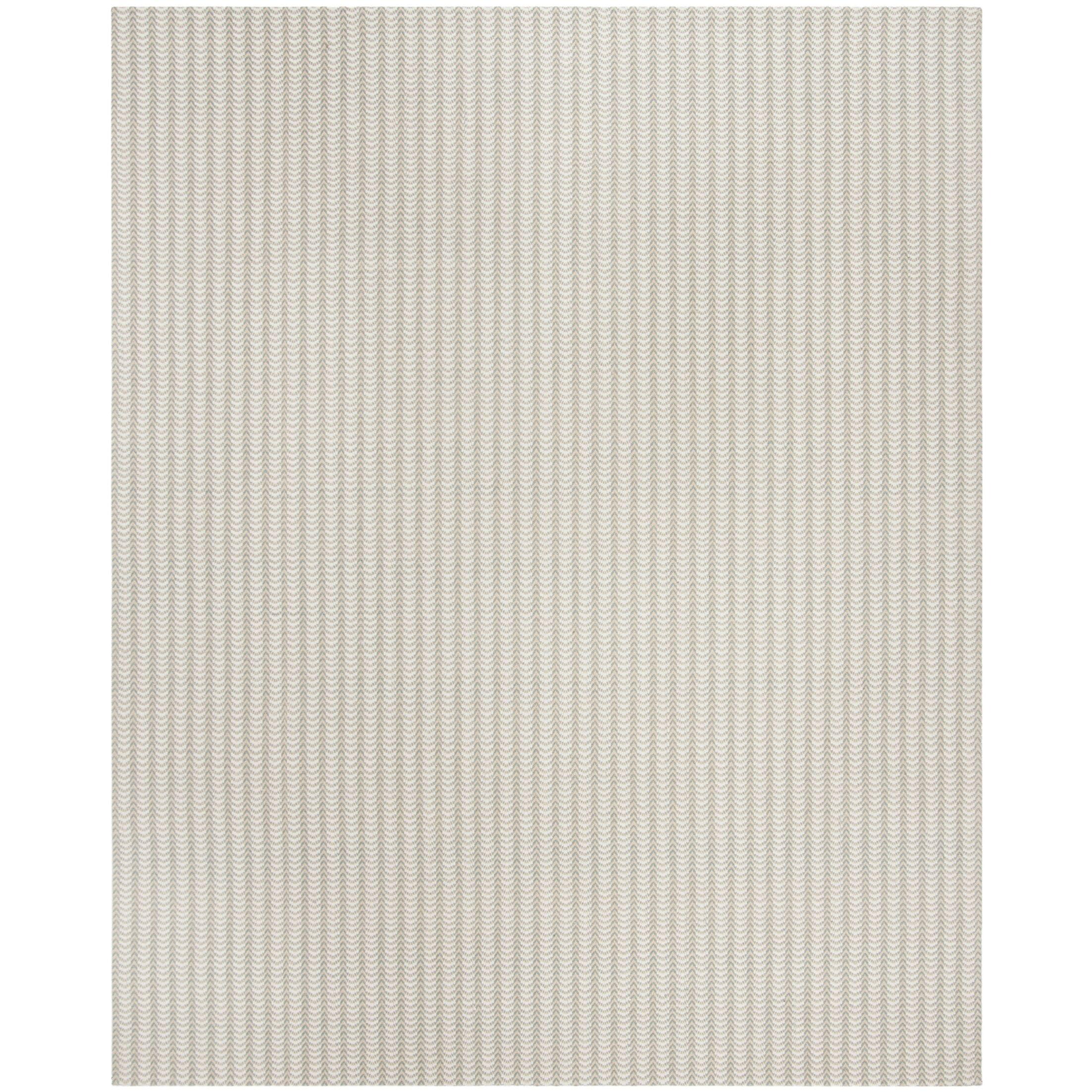 Cherif Versatile Hand Tufted Rectangle Gray Area Rug Rug Size: Rectangle 8' x 10'