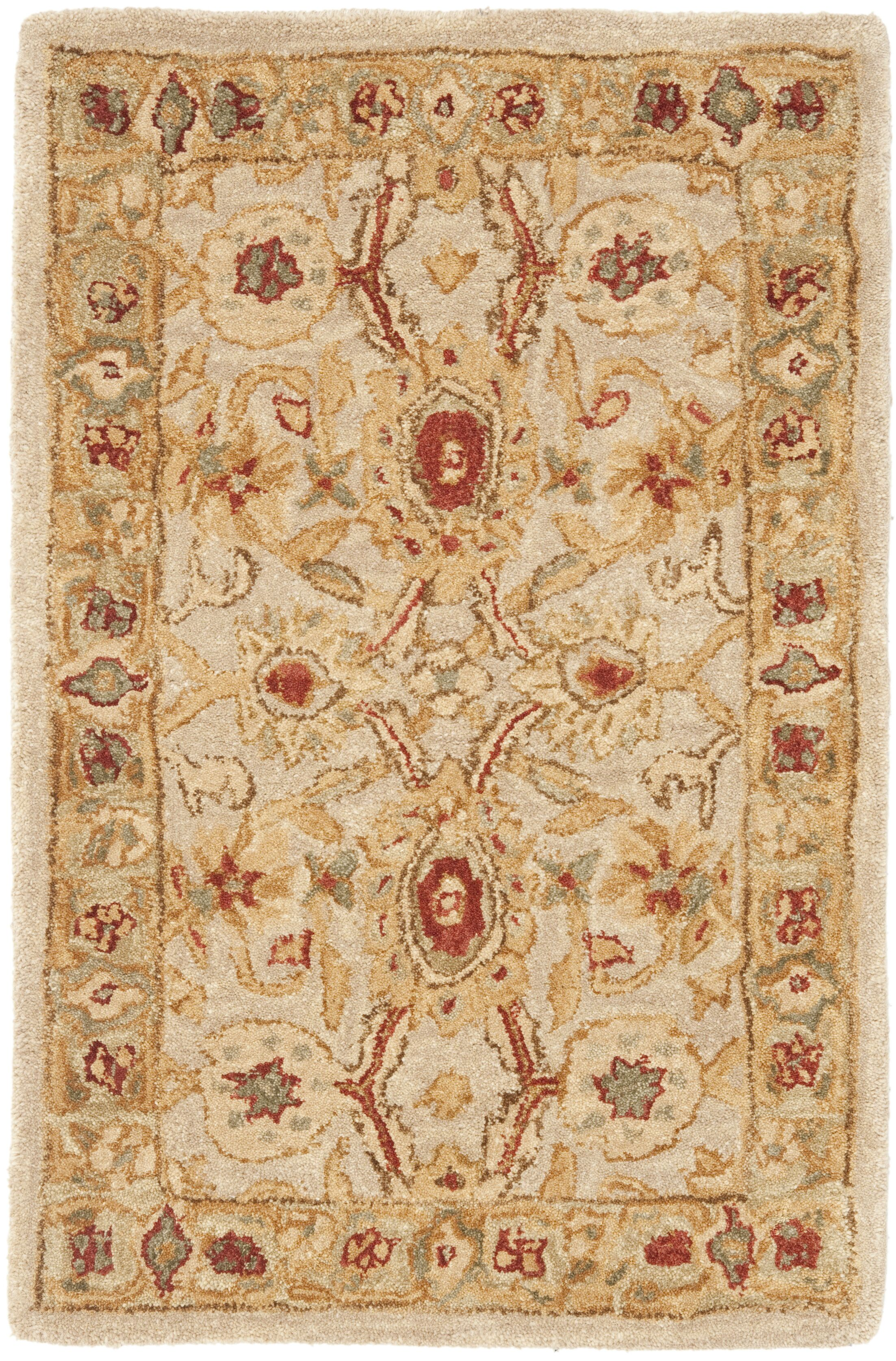 Pritchard Hand-Woven Wool Area Rug Rug Size: Rectangle 11' x 15'