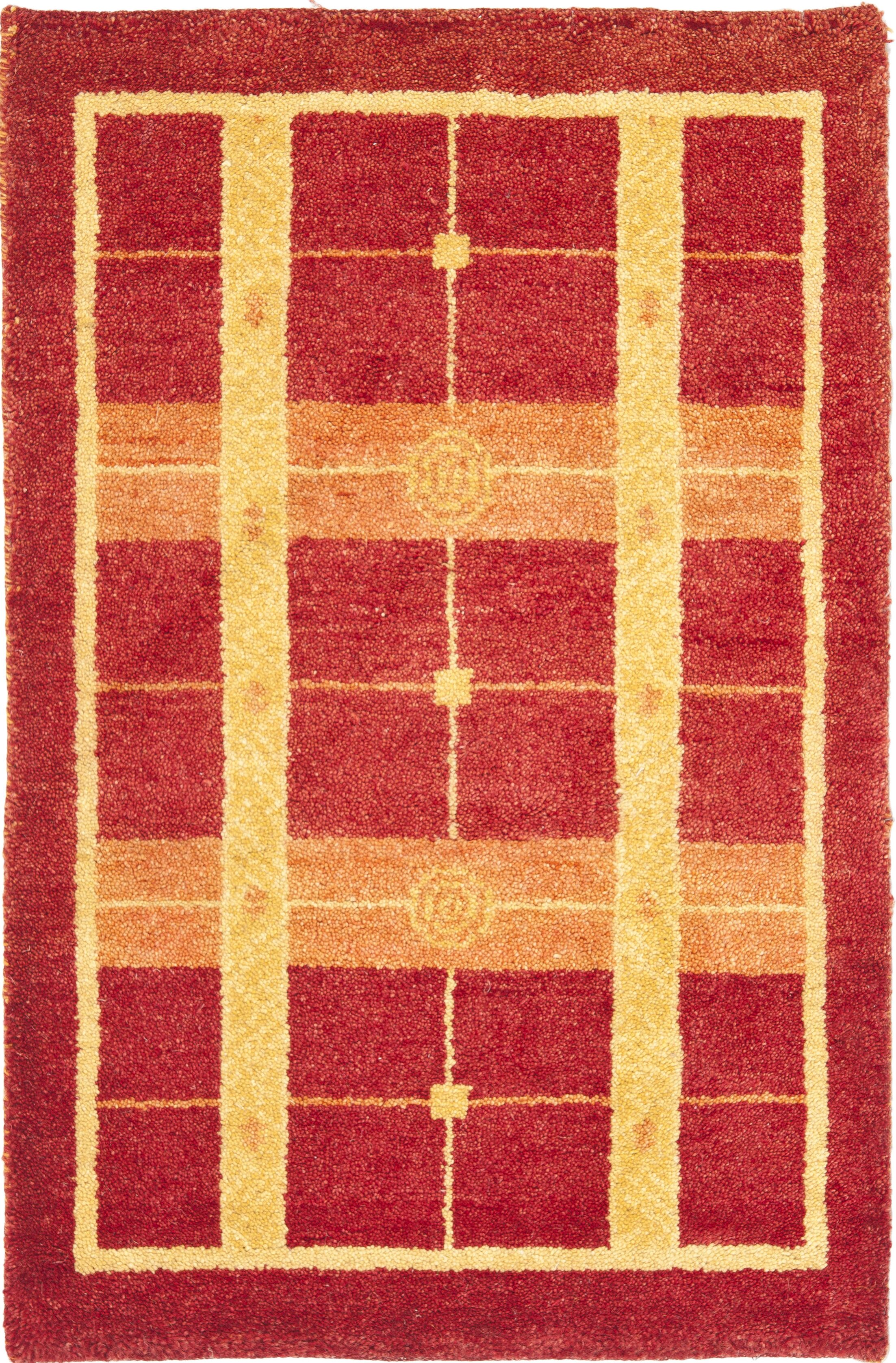 Gabbeh Assorted Rug Rug Size: Rectangle 6' x 8'
