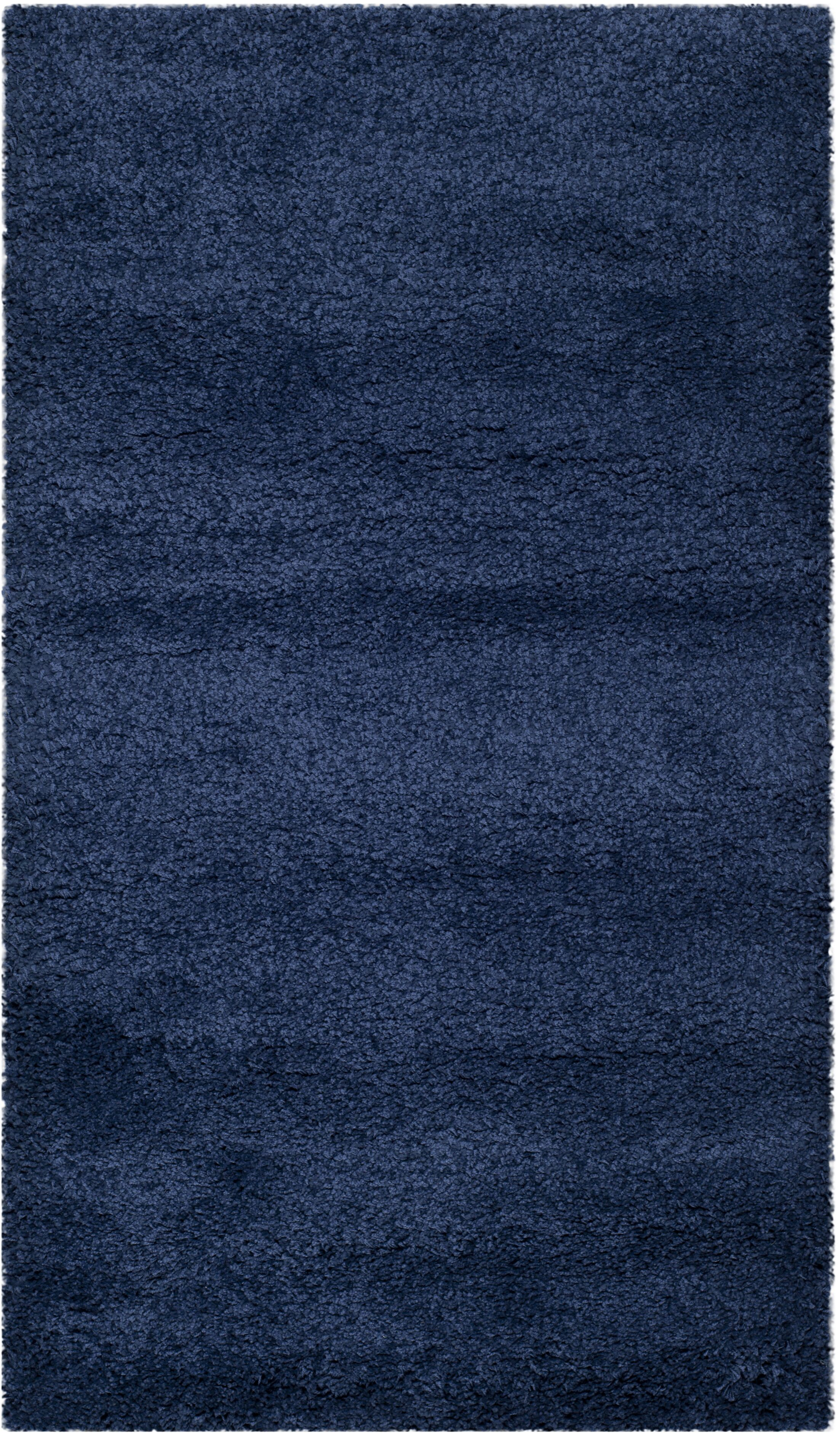 Starr Hill Navy Blue Area Rug Rug Size: 11' X 16' RECTANGLE